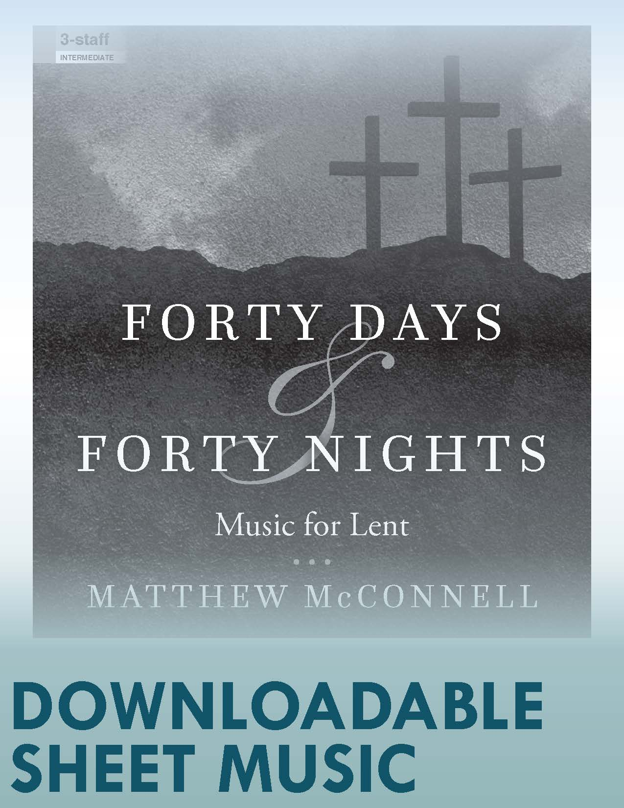 Forty Days & Forty Nights (Digital Download)