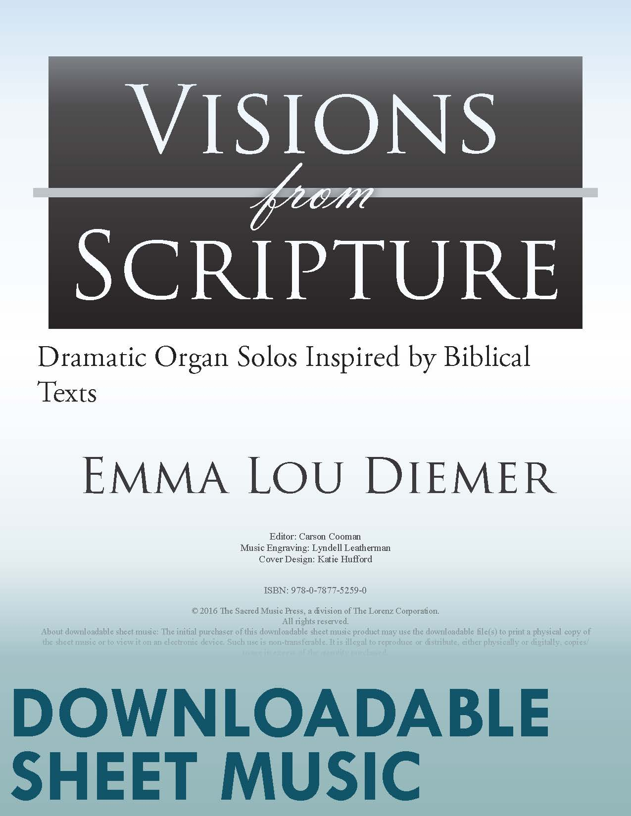 Visions from Scripture - Digital Download