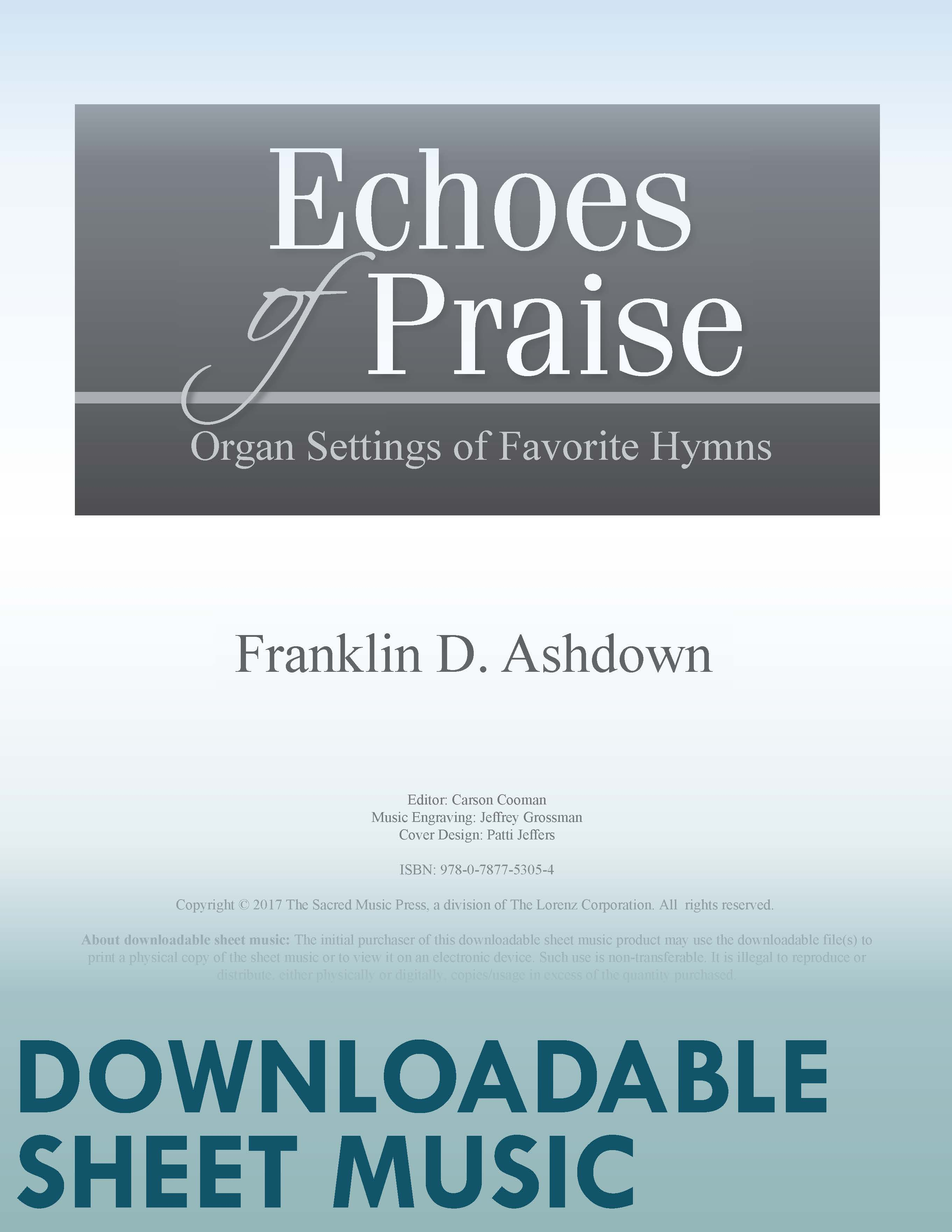 Echoes of Praise (Digital Delivery)