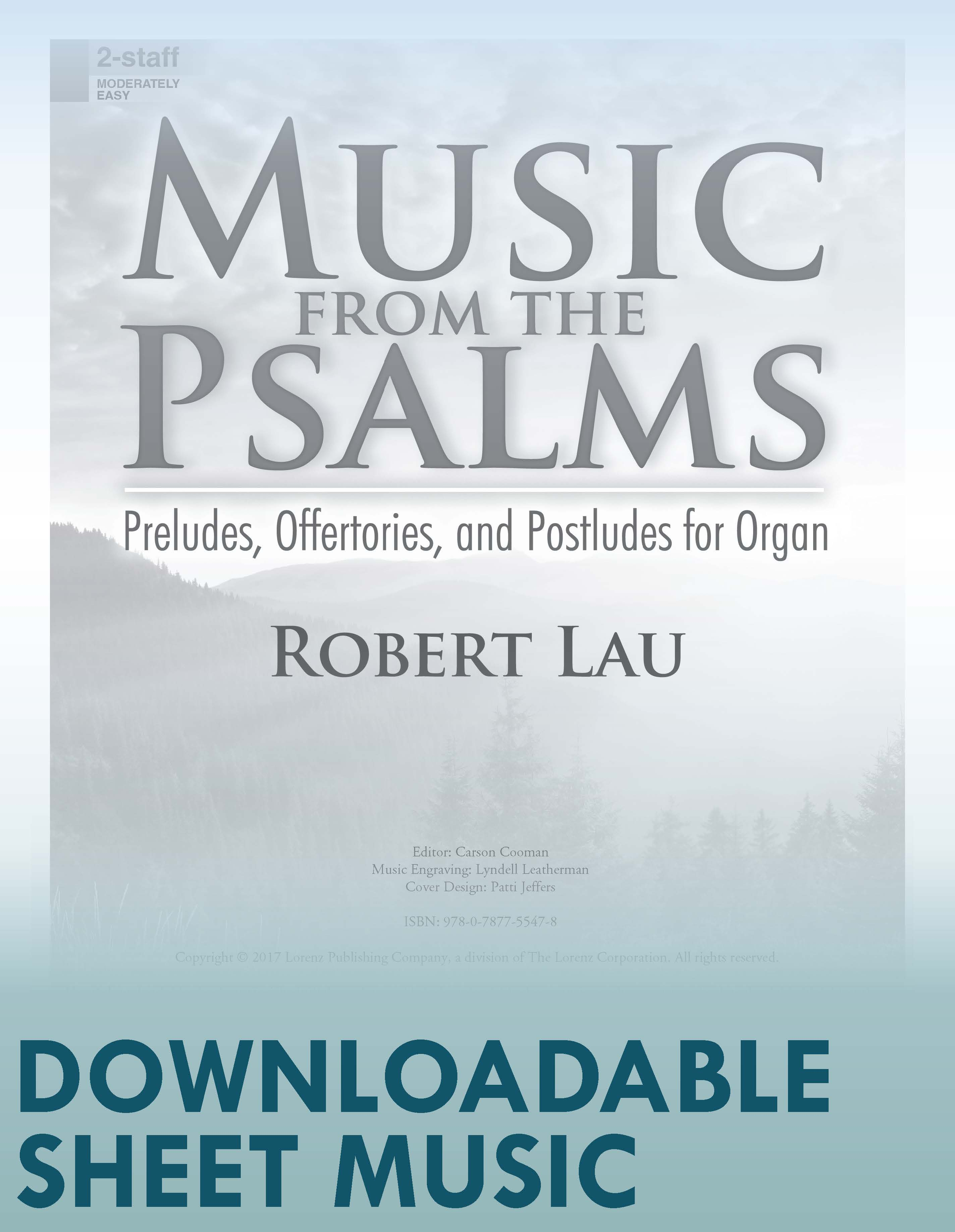 Music from the Psalms (Digital Delivery)