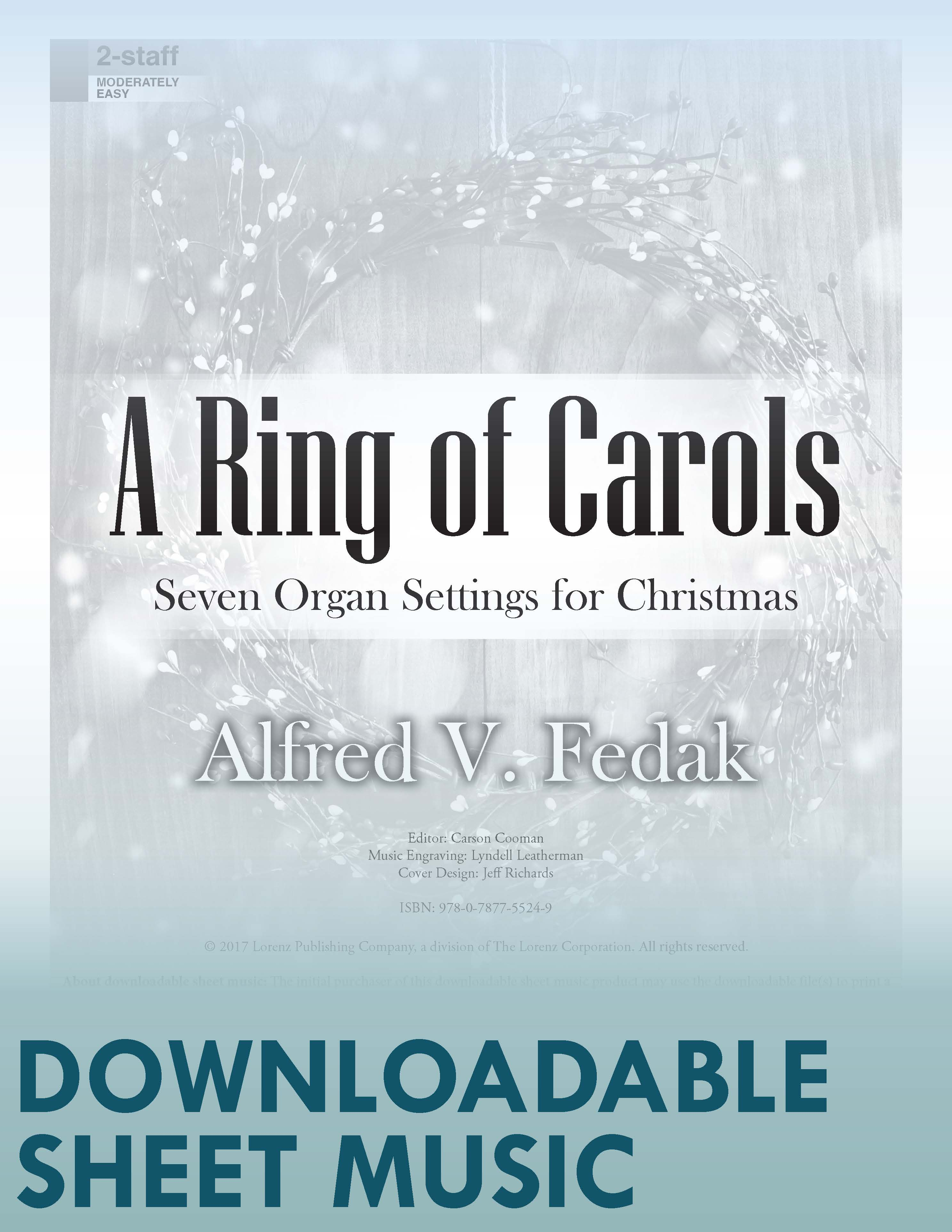A Ring of Carols (Digital Delivery)