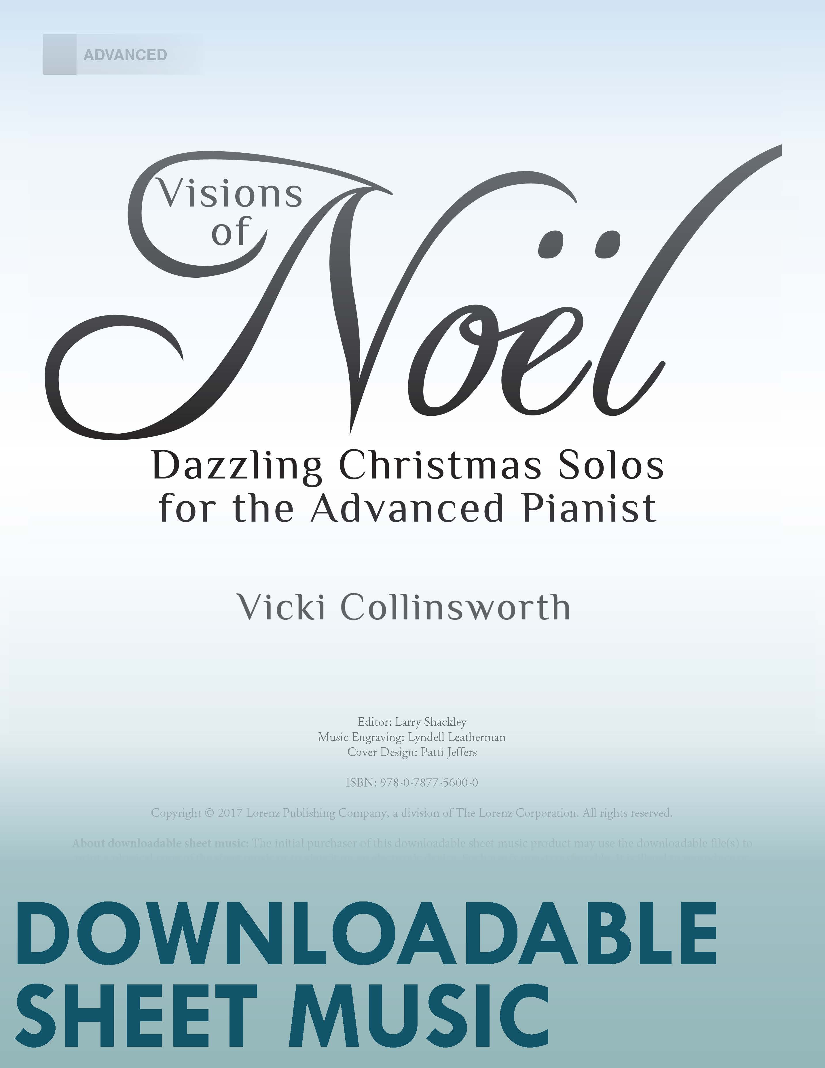 Visions of Noël (Digital Delivery)