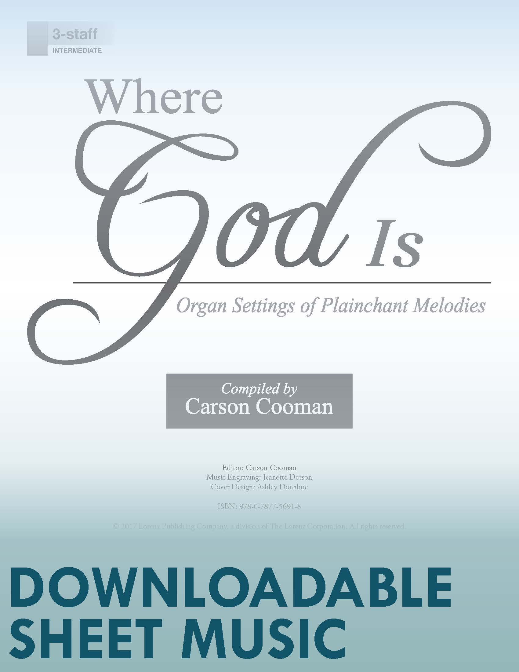Where God Is (Digital Delivery)