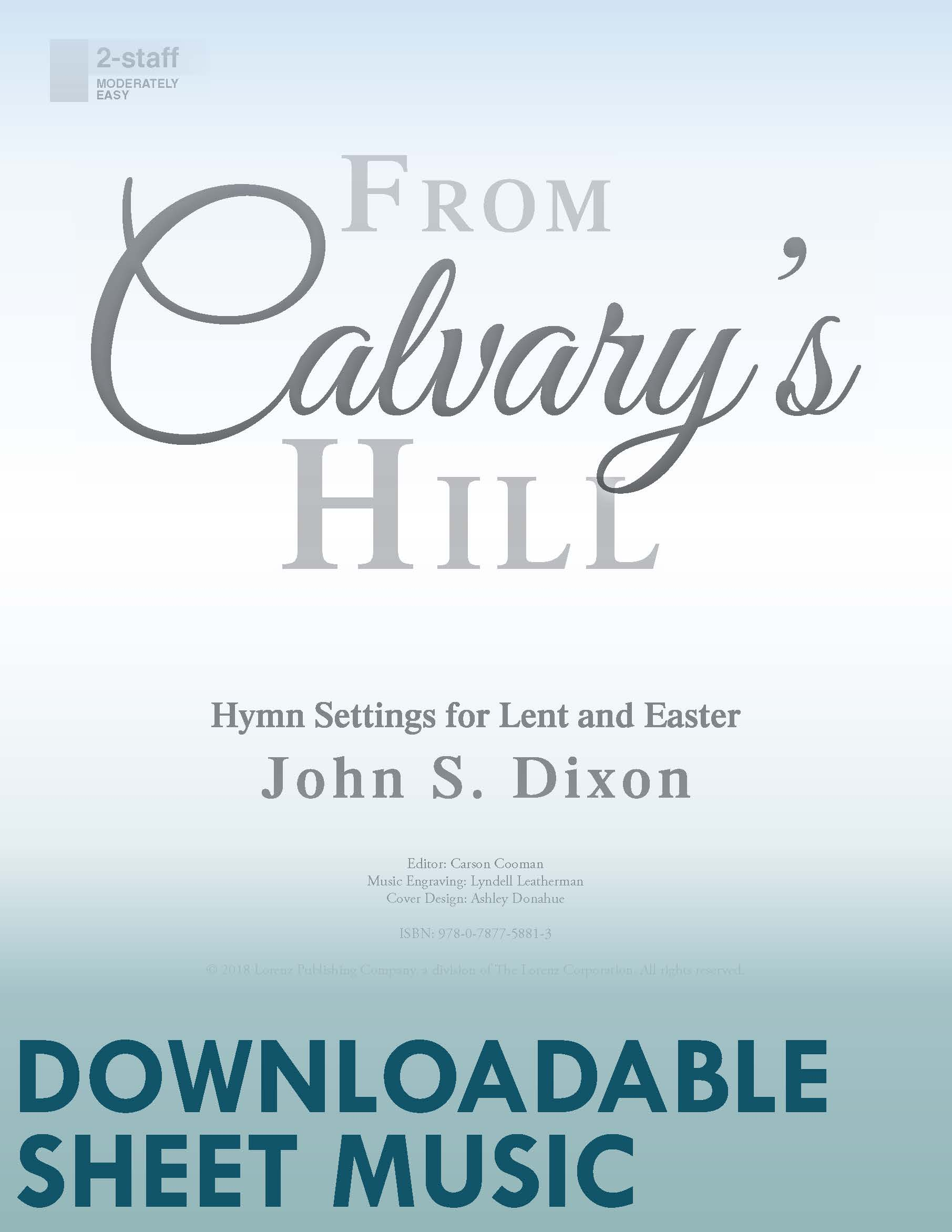 From Calvary's Hill (Digital Delivery)