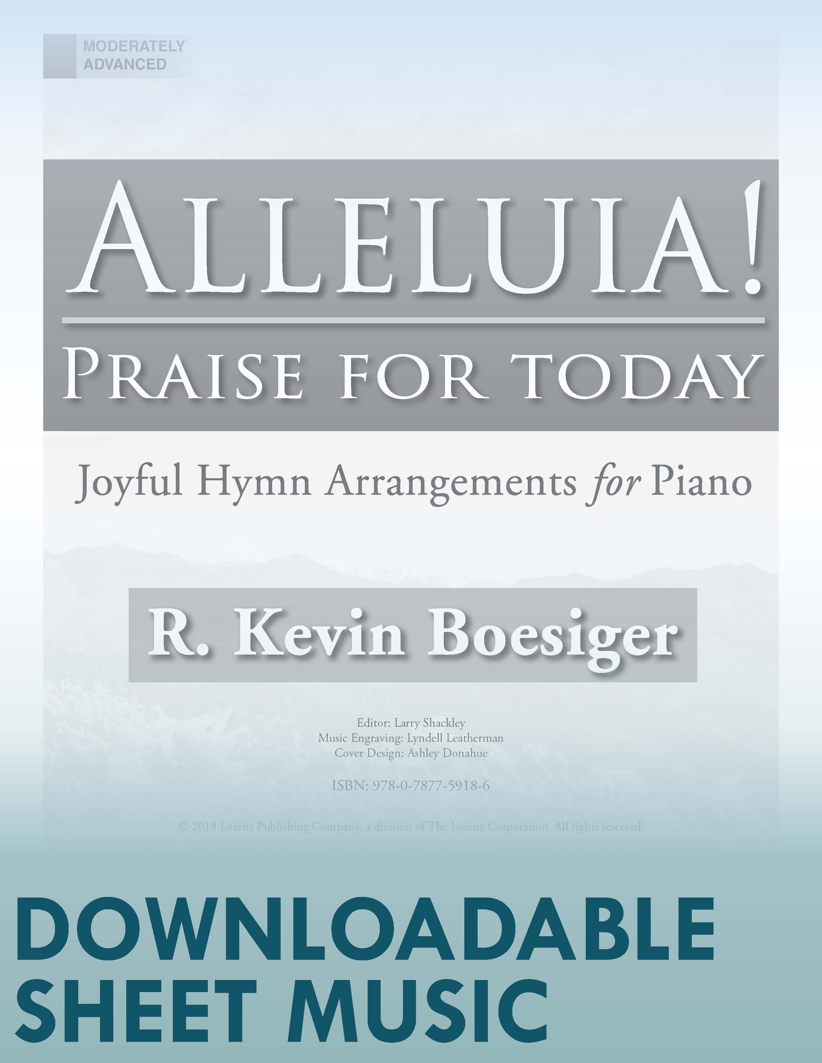 Alleluia! Praise for Today (Digital Delivery)