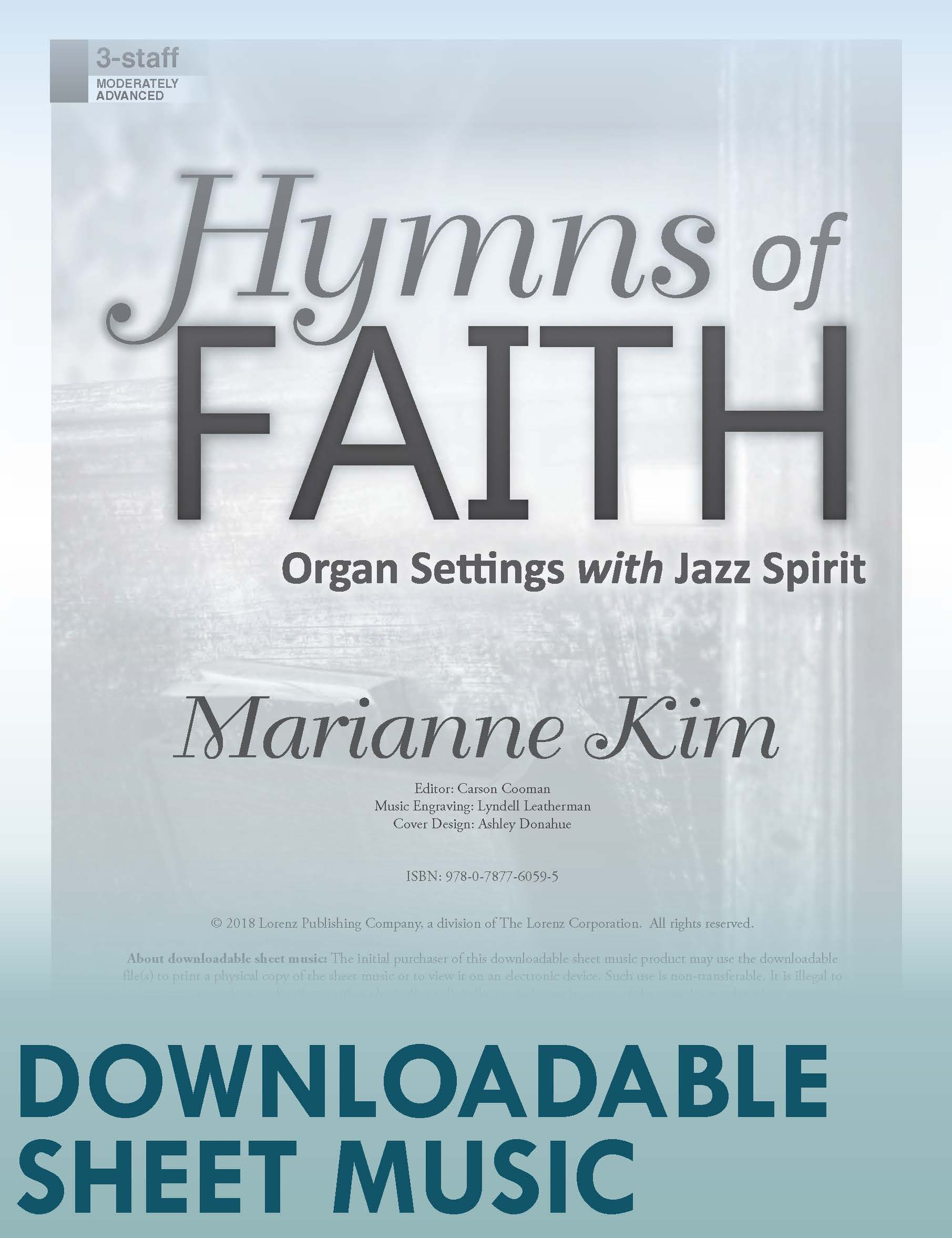 Hymns of Faith - Digital Download