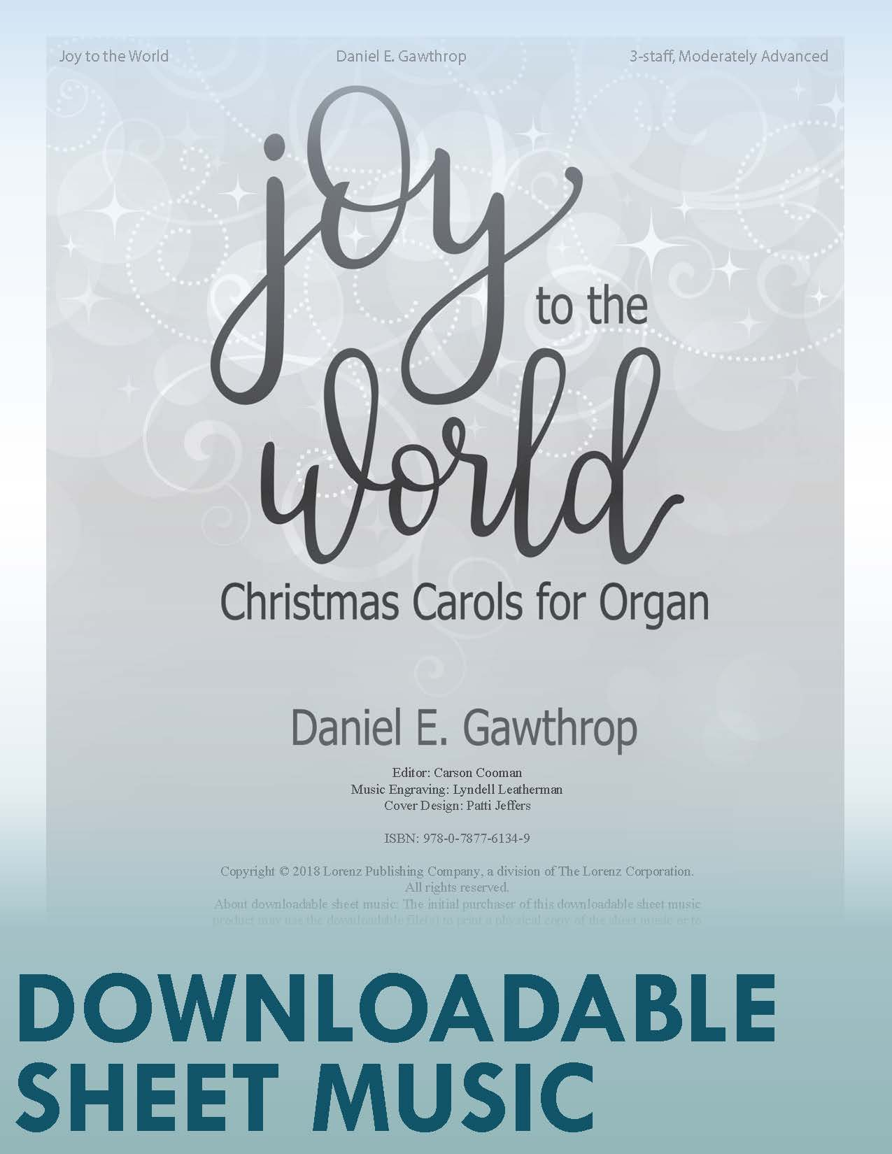 Joy to the World - Digital Download