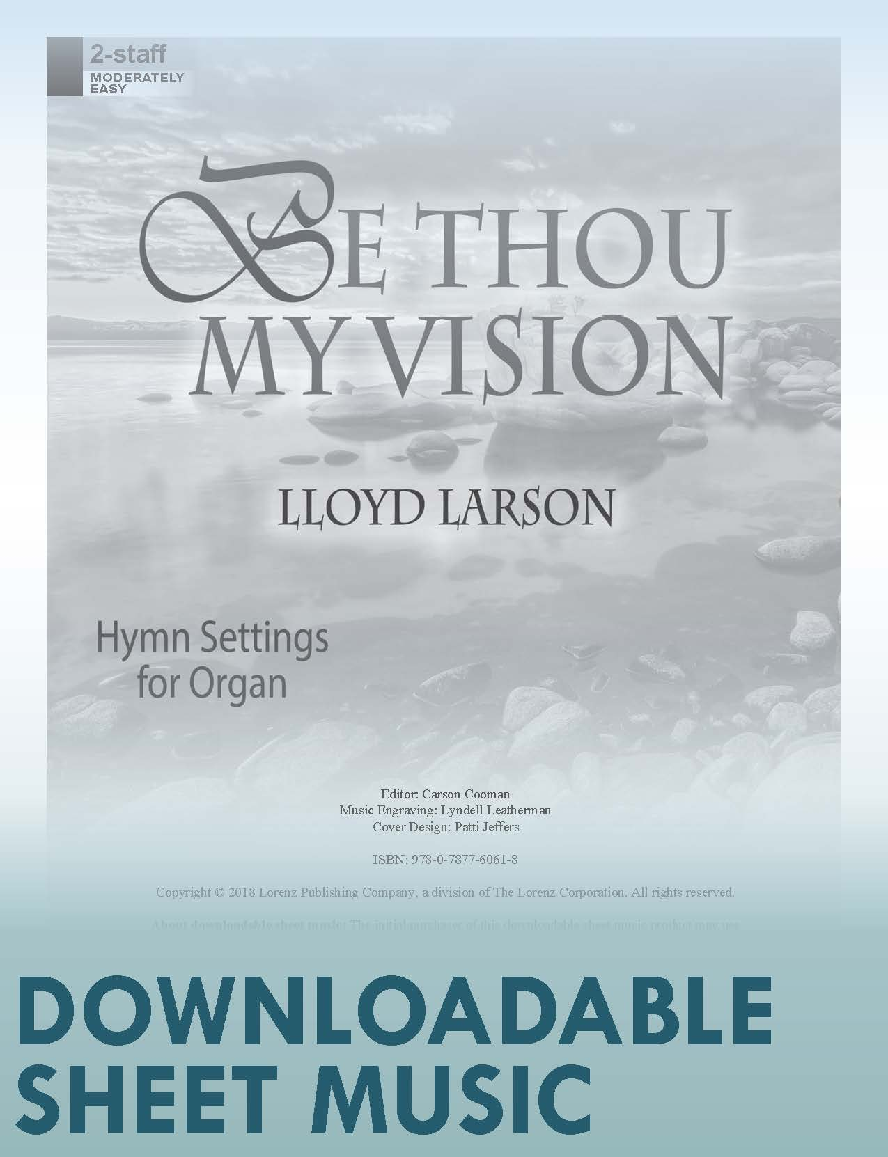 Be Thou My Vision - Digital Download