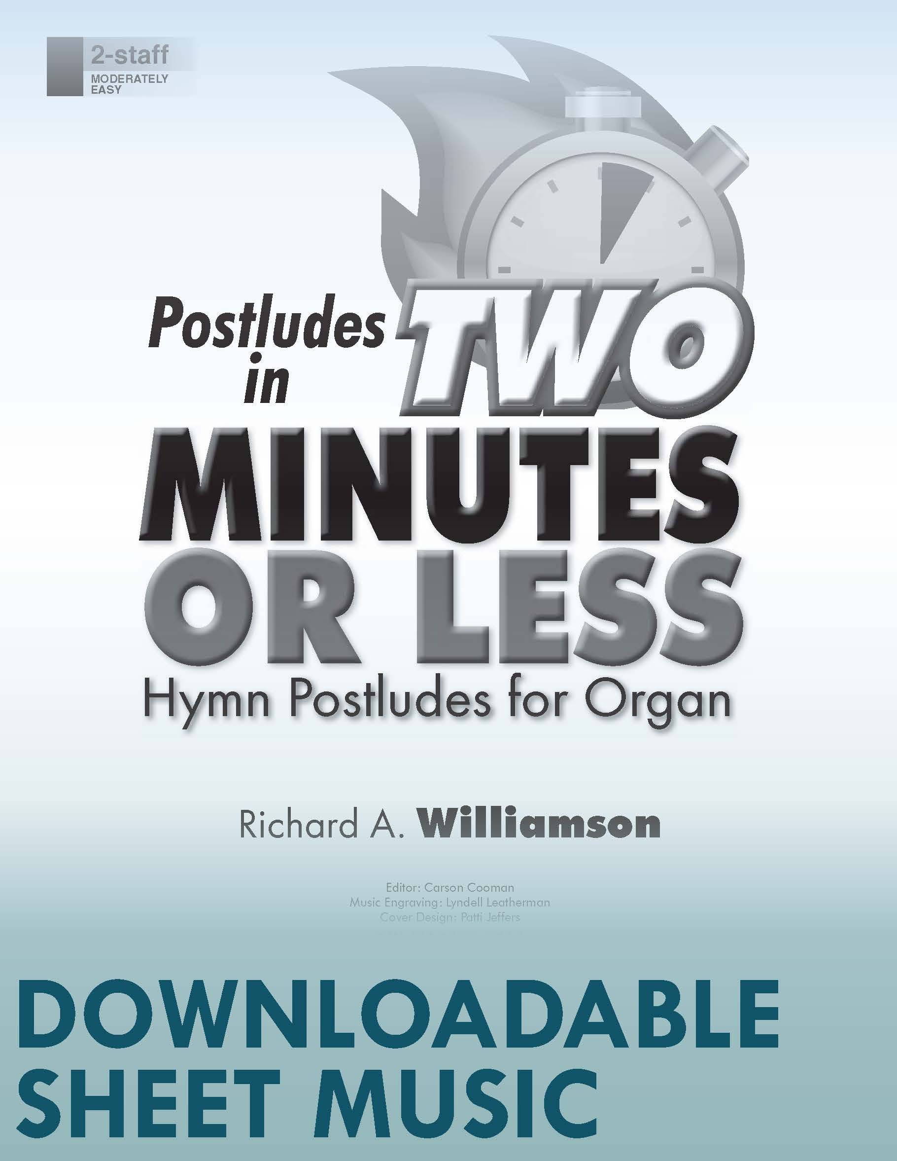 Postludes in Two Minutes or Less - Digital Download
