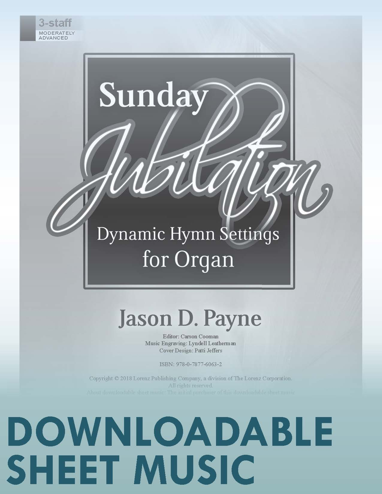 Sunday Jubilation - Digital Download