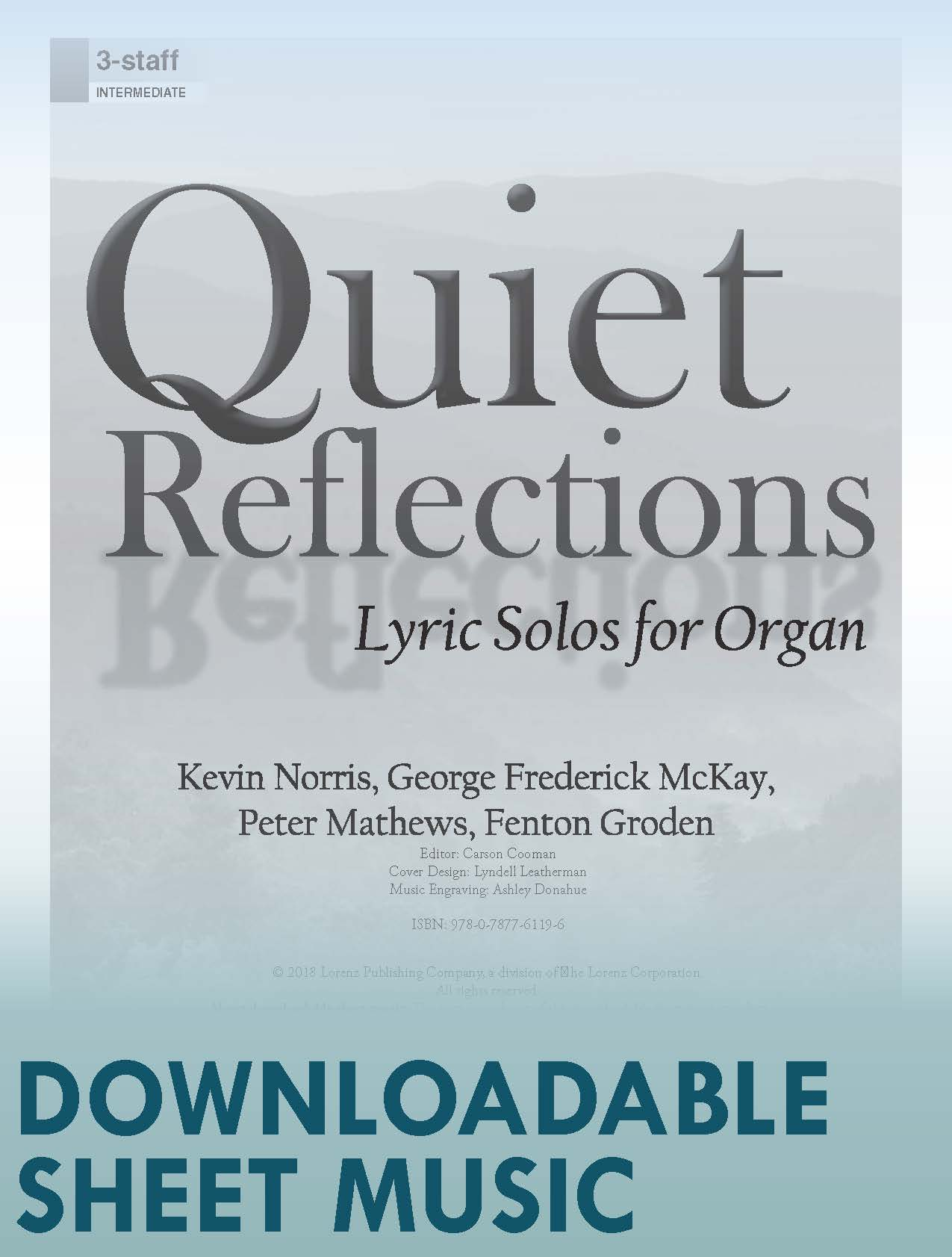 Quiet Reflections - Digital Download
