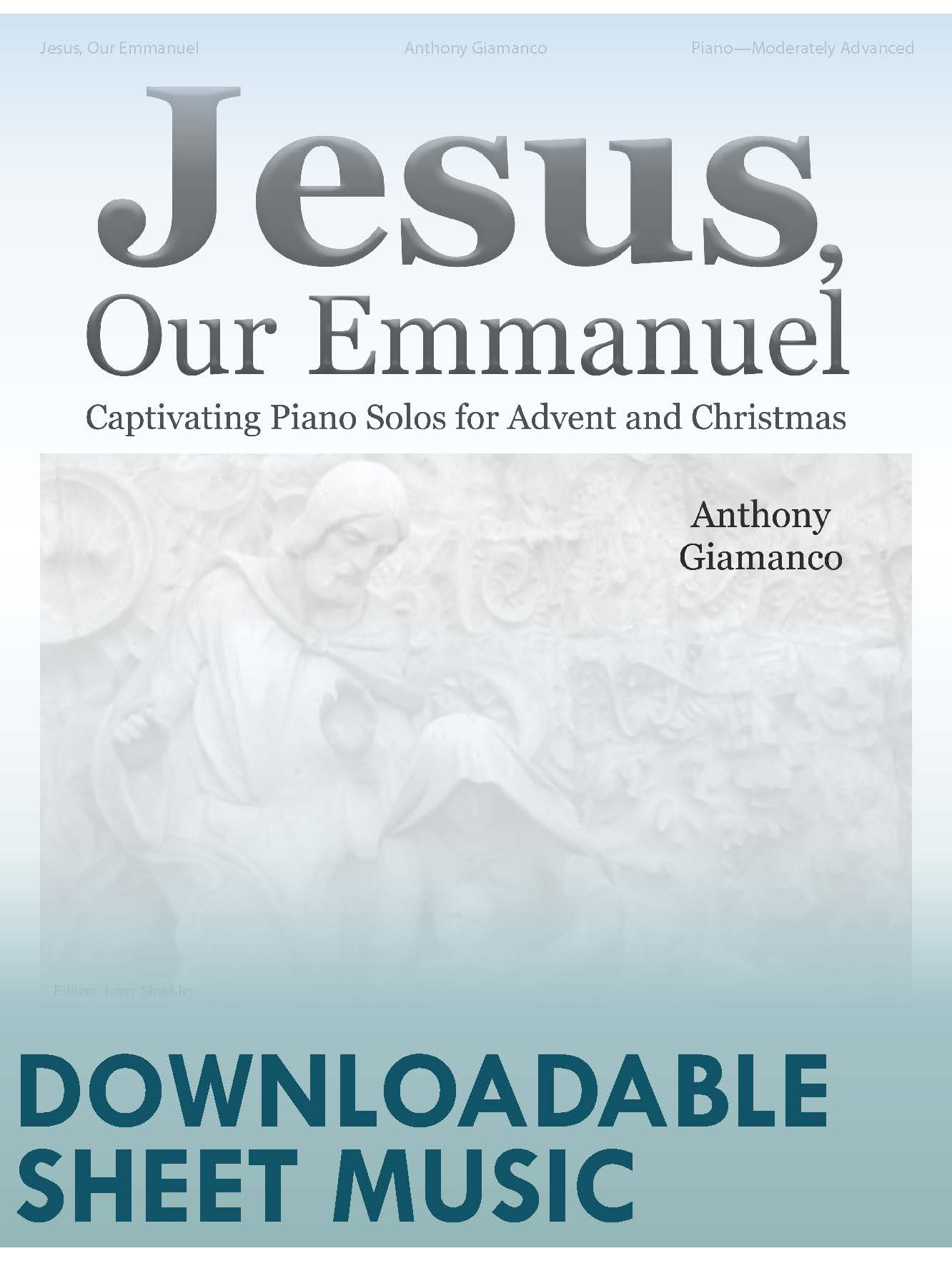 Jesus, Our Emmanuel - Digital Download