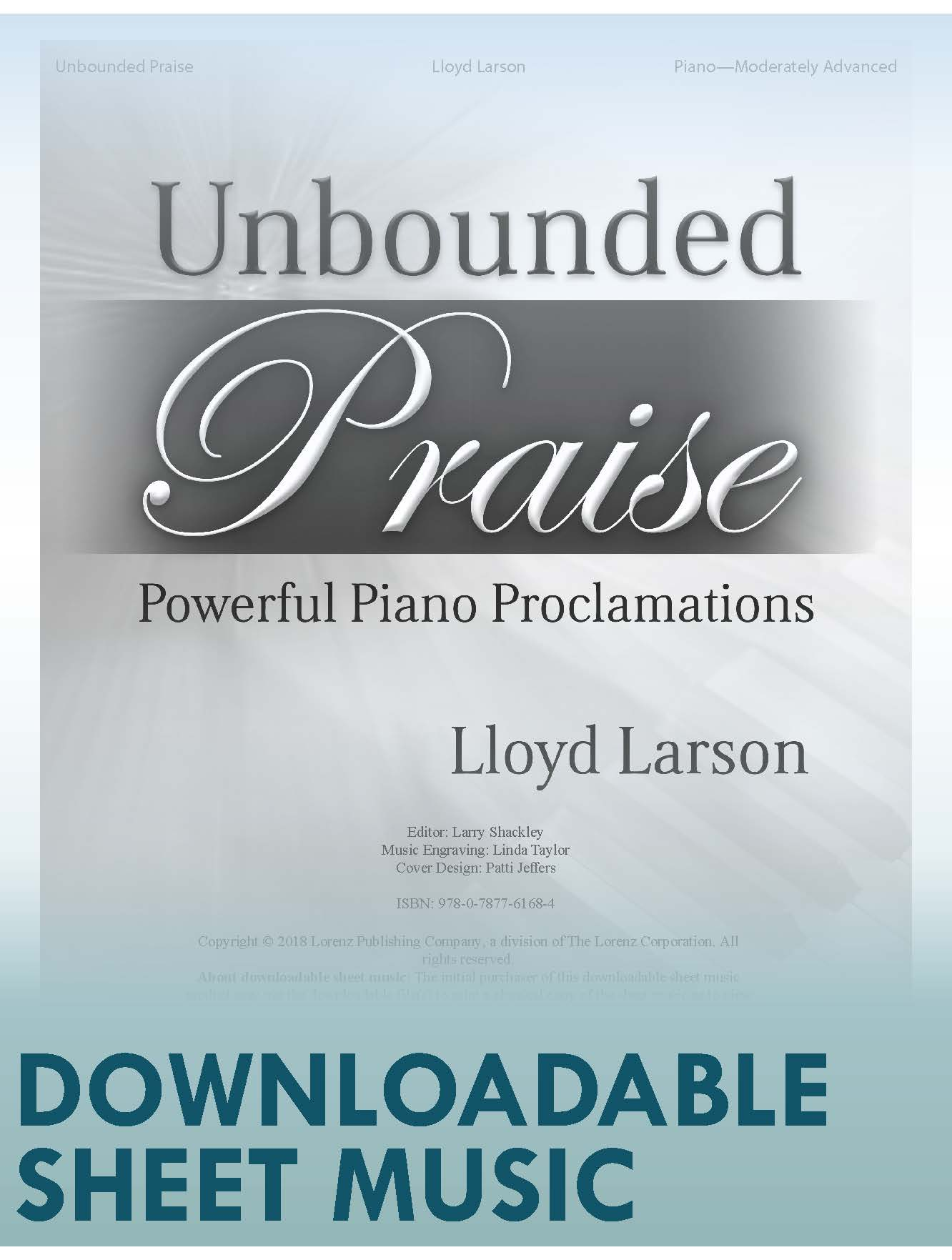 Unbounded Praise - Digital Download