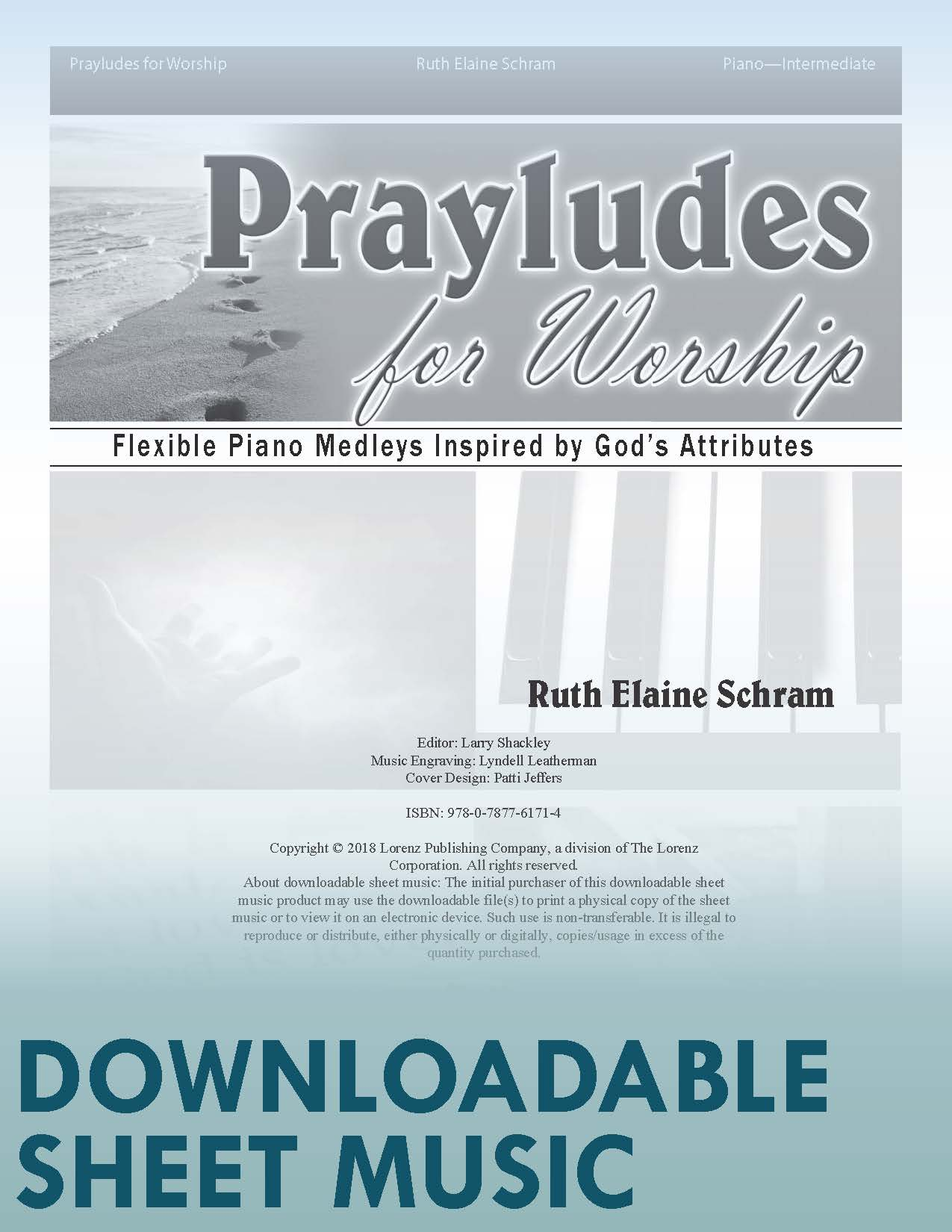 Prayludes for Worship - Digital Download