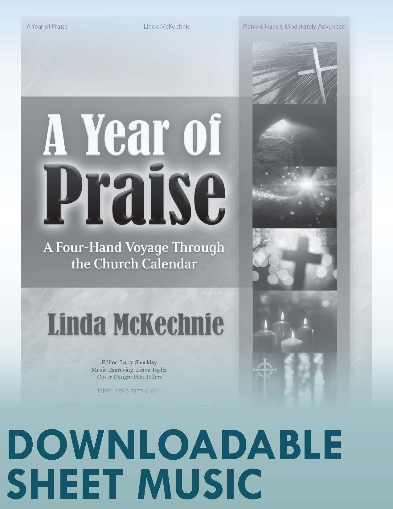 A Year of Praise - Digital Download