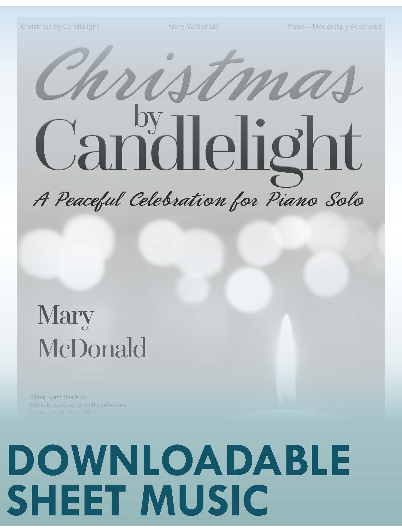 Christmas by Candlelight - Digital Download