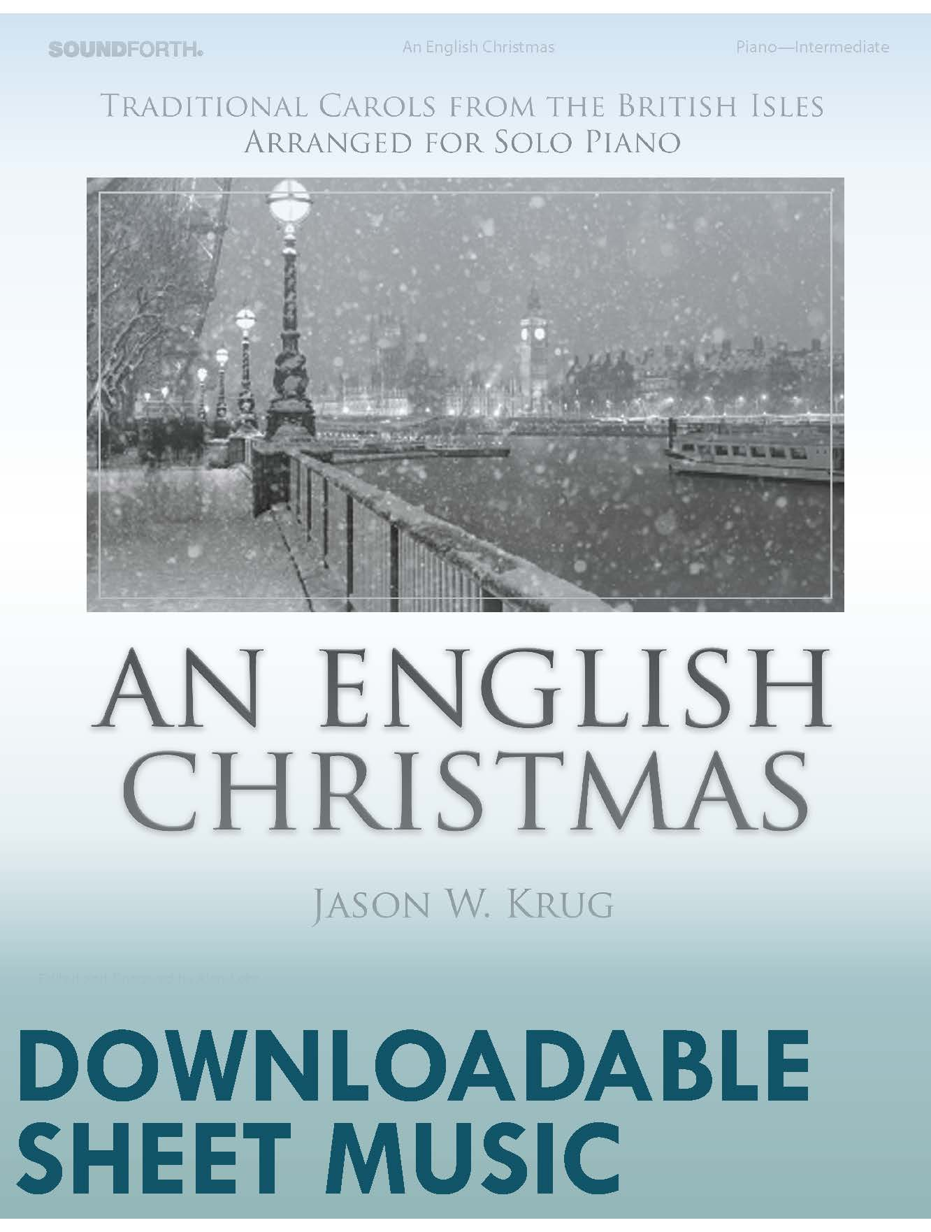An English Christmas - Digital Download
