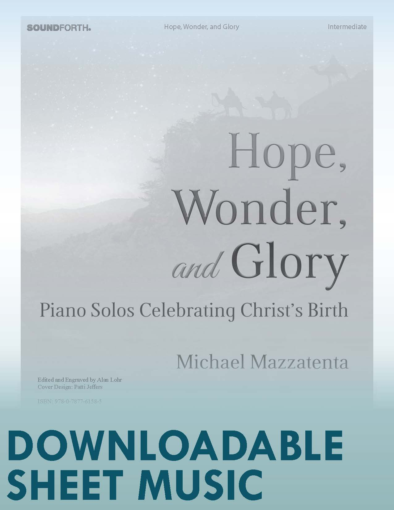 Hope, Wonder, and Glory - Digital Download