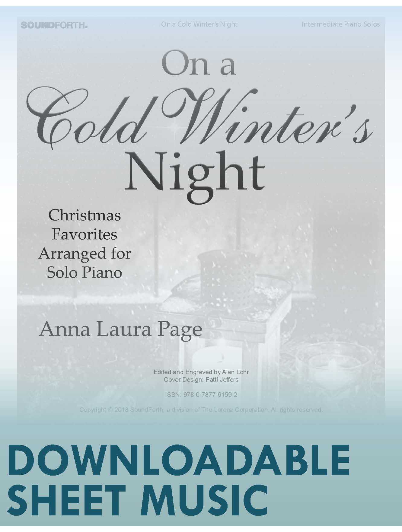 On a Cold Winter's Night - Digital Download