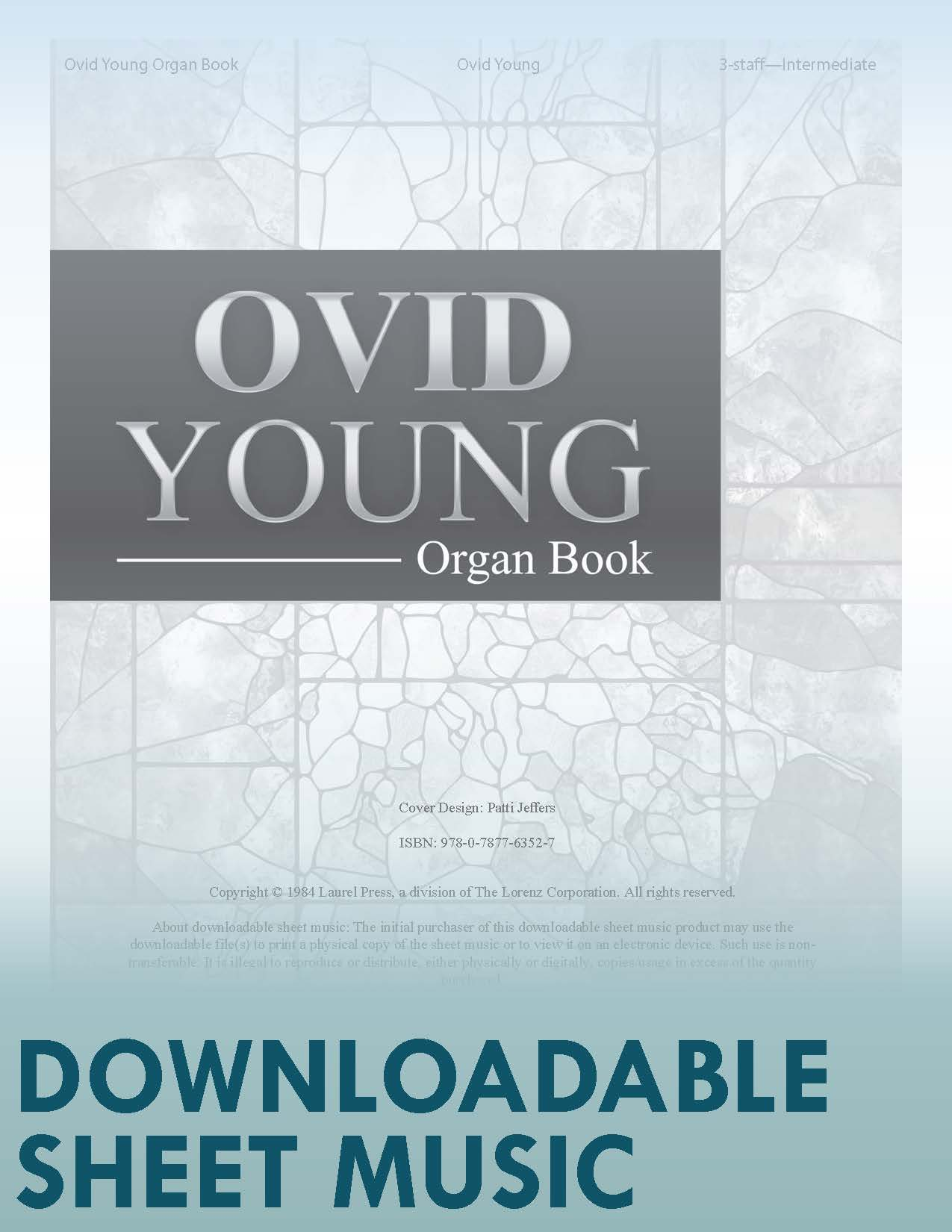 Ovid Young Organ Book - Digital Download