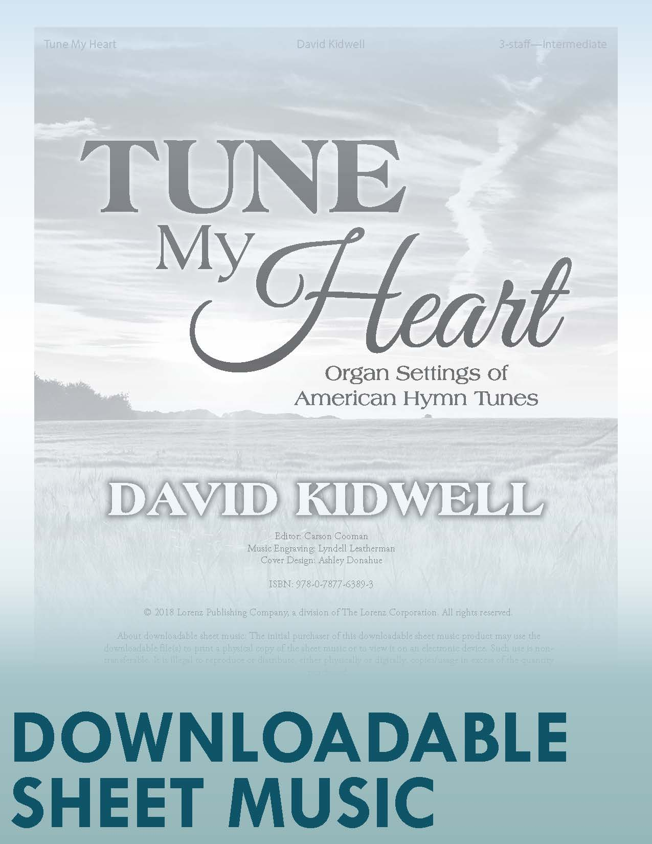 Tune My Heart - Digital Download