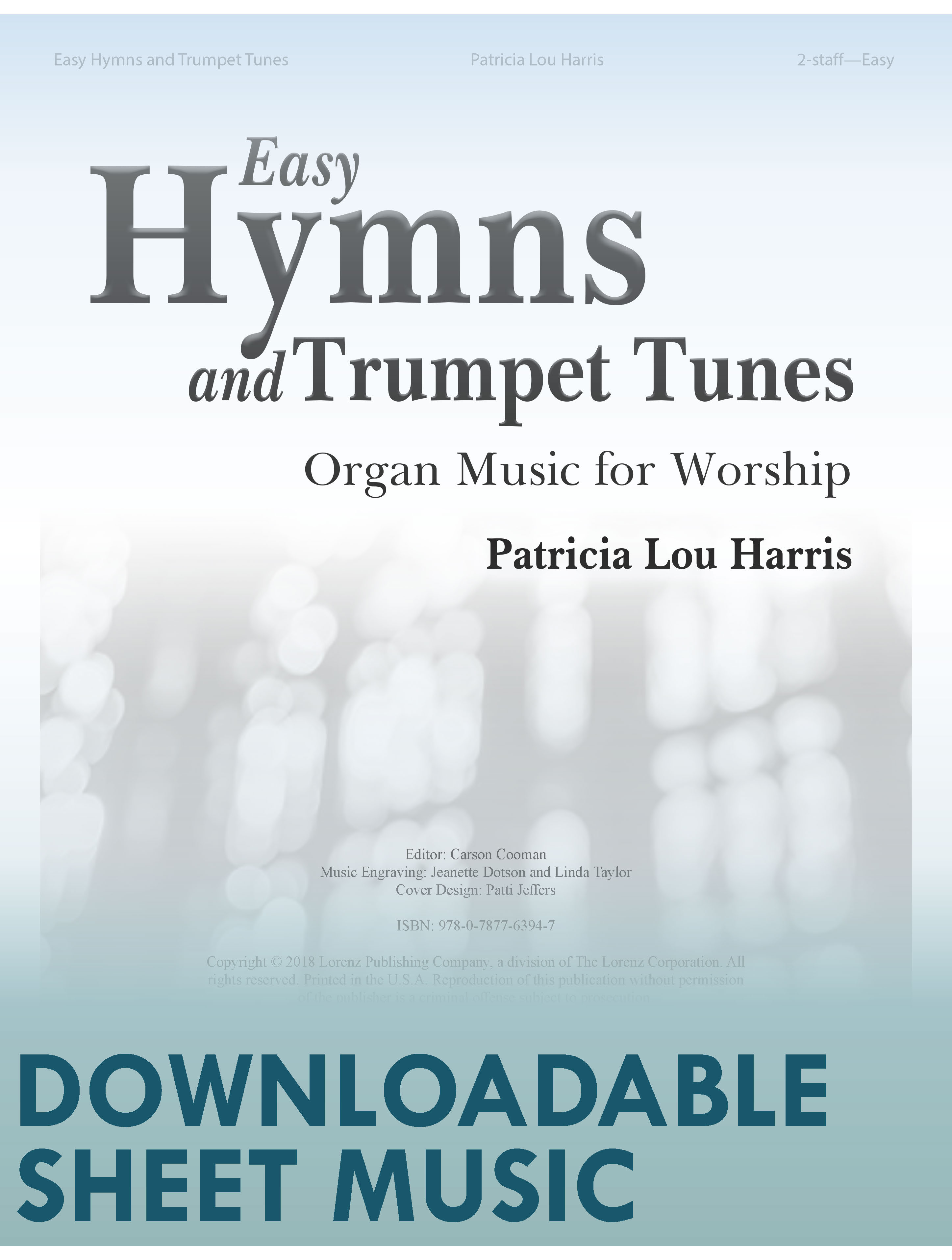 Easy Hymns and Trumpet Tunes - Digital Download