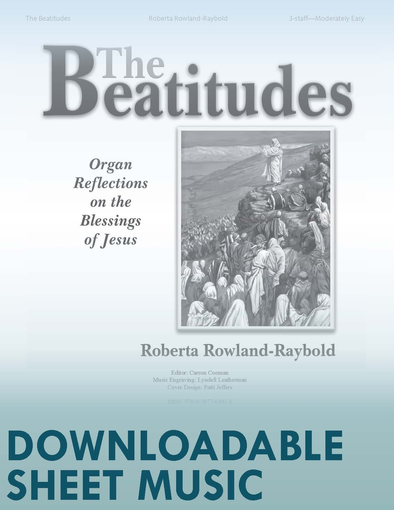 The Beatitudes - Digital Download