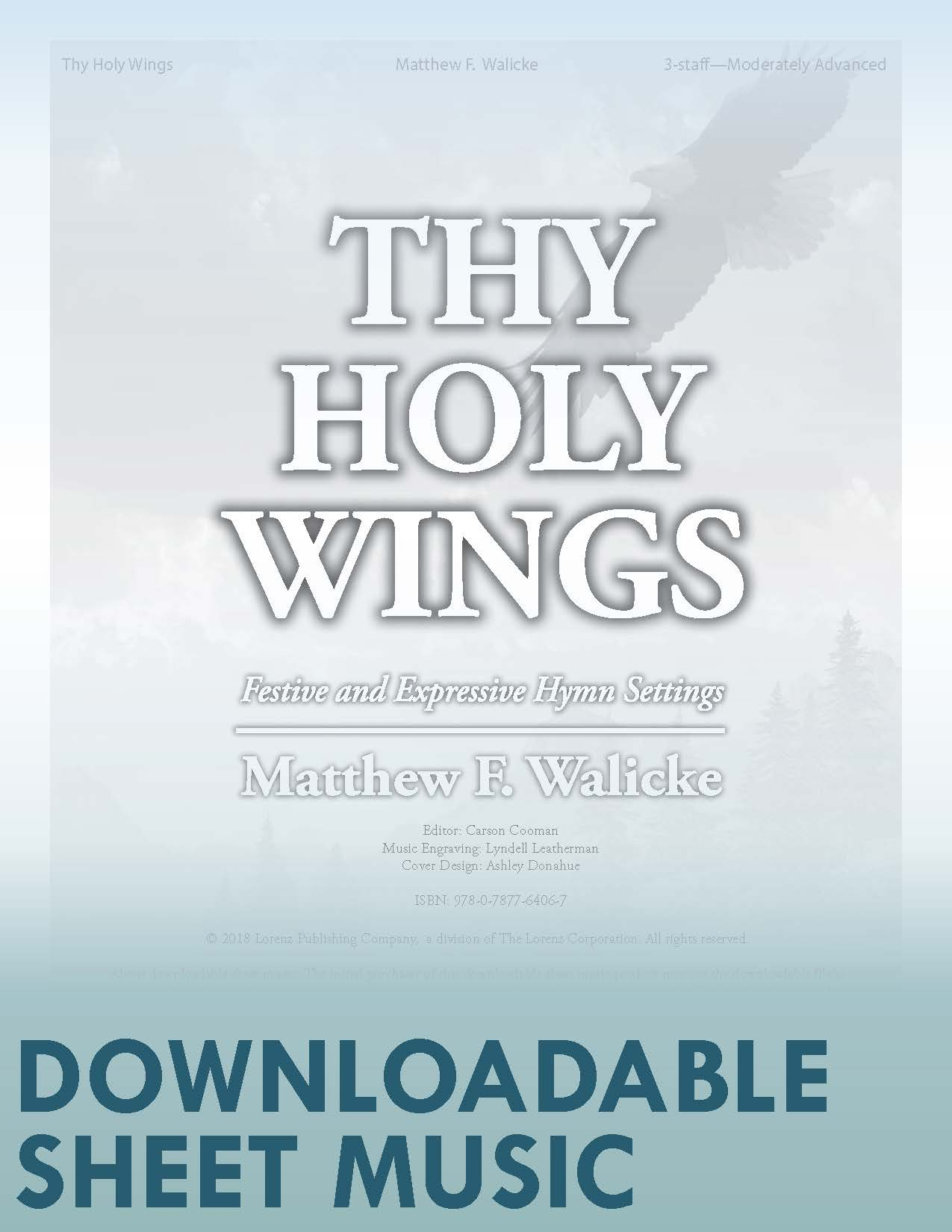 Thy Holy Wings - Digital Download