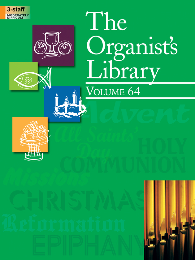 The Organist's Library, Vol. 64 - Digital Download