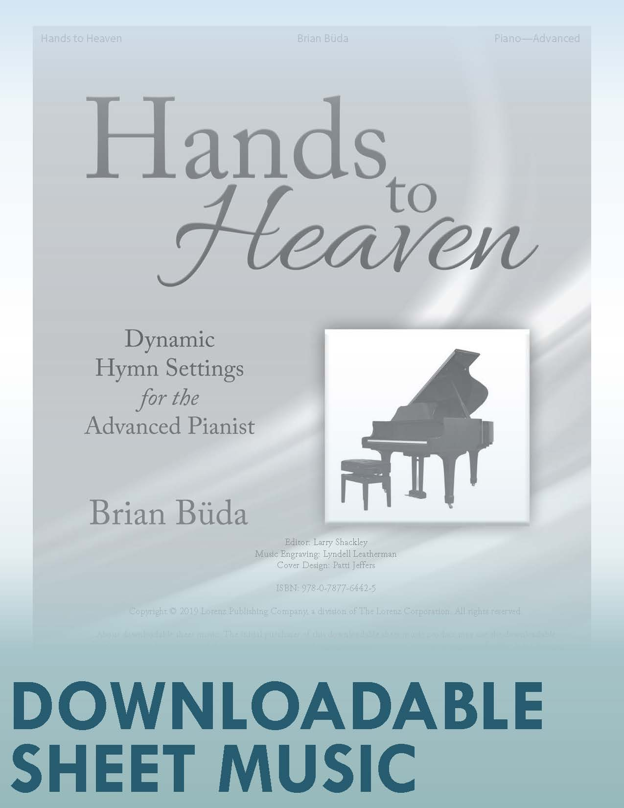 Hands to Heaven - Digital Download