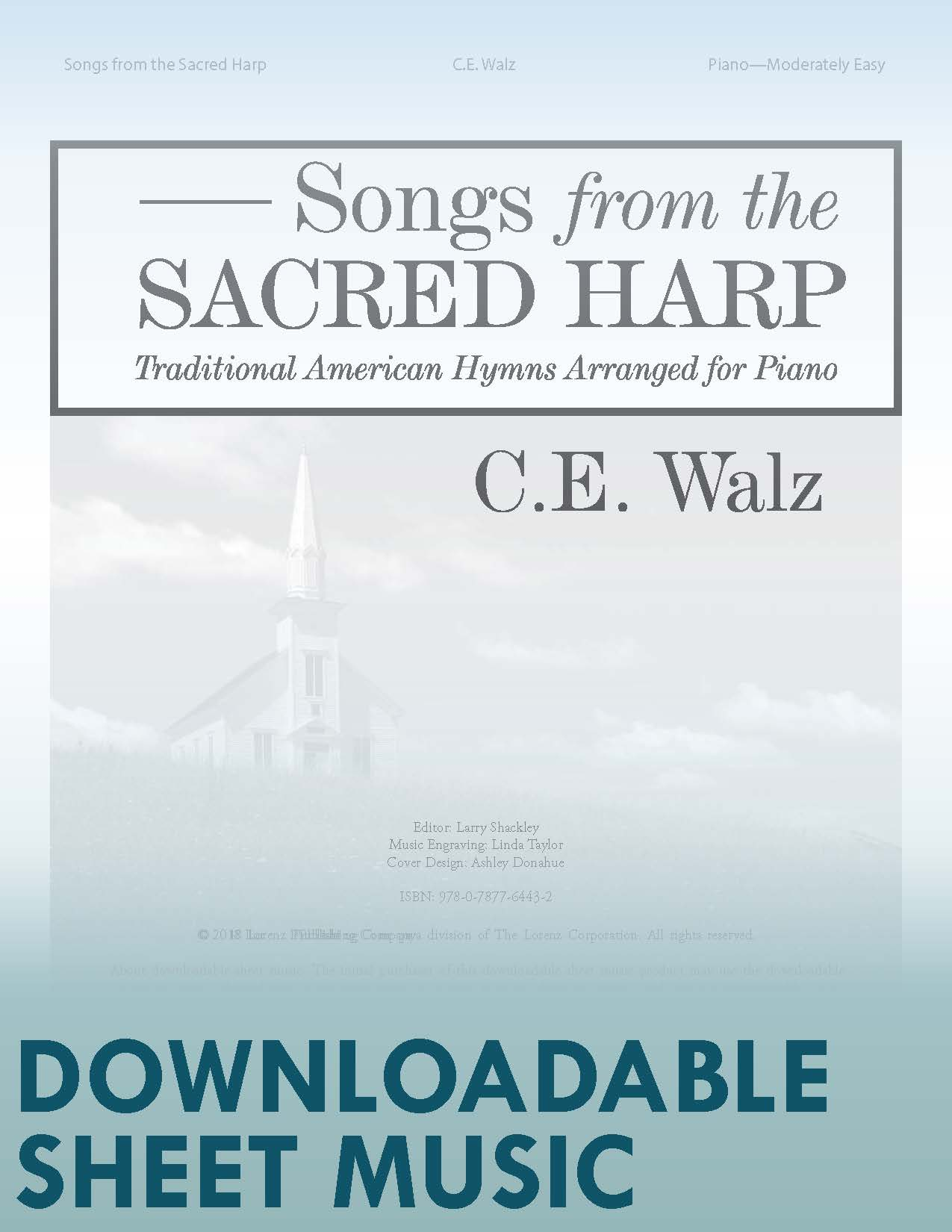 Songs from the Sacred Harp - Digital Download