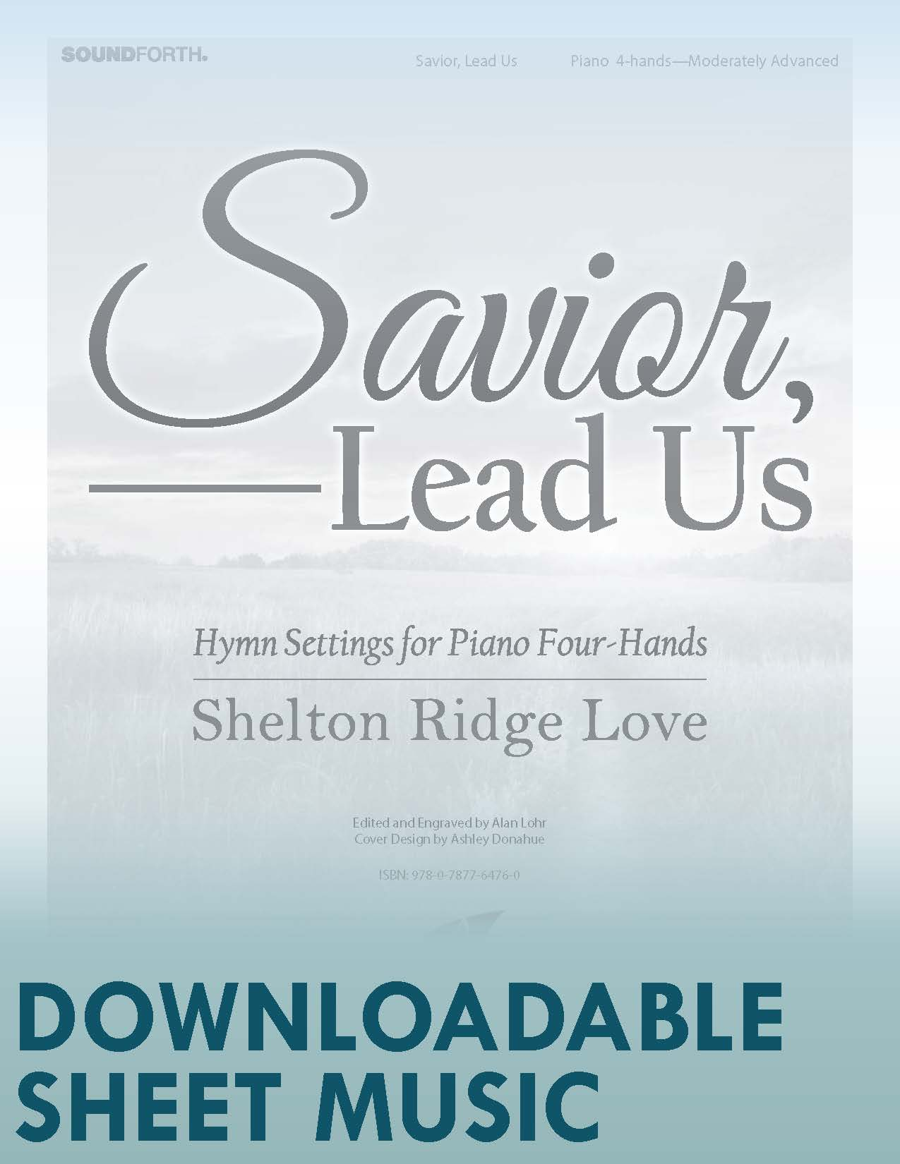 Savior, Lead Us - Digital Download