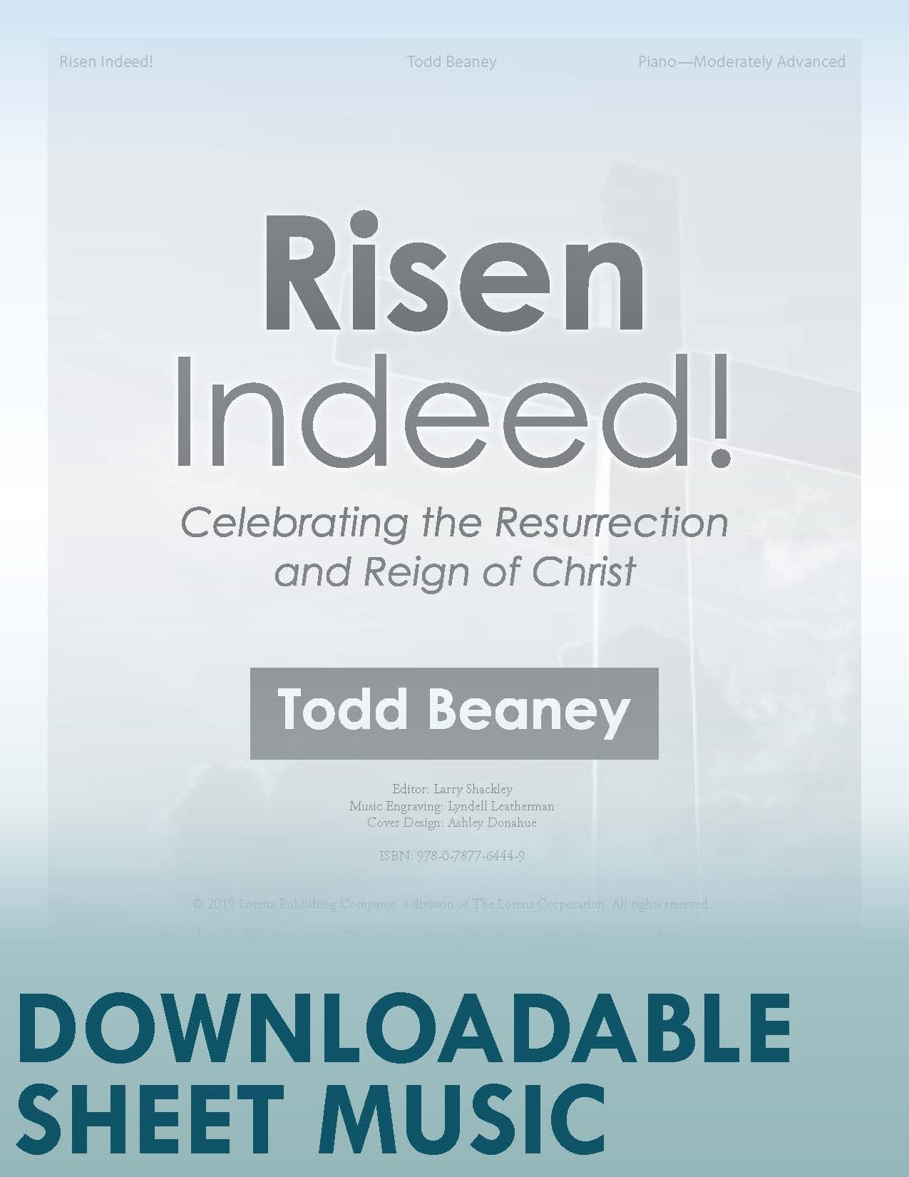 Risen Indeed! - Digital Download