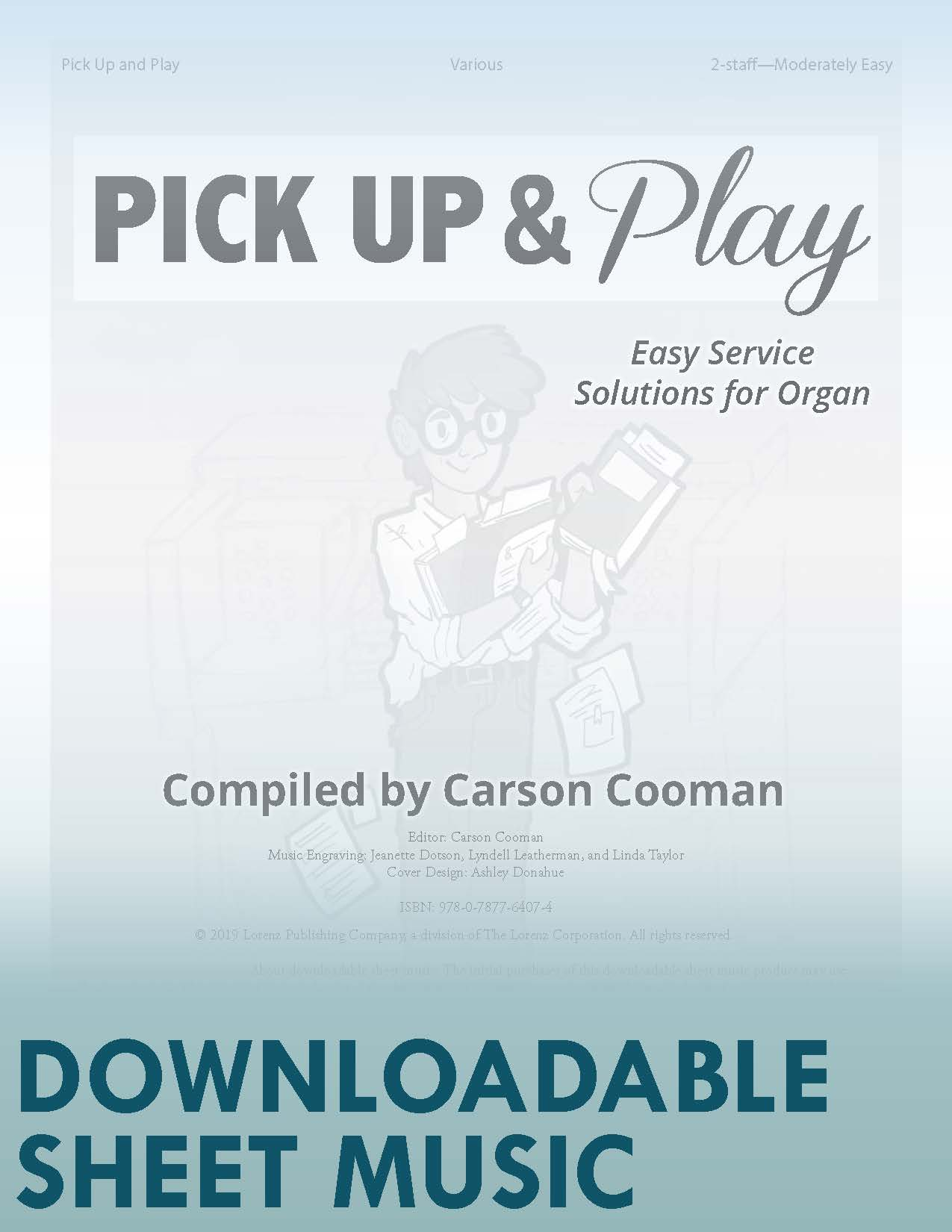 Pick Up & Play - Digital Download