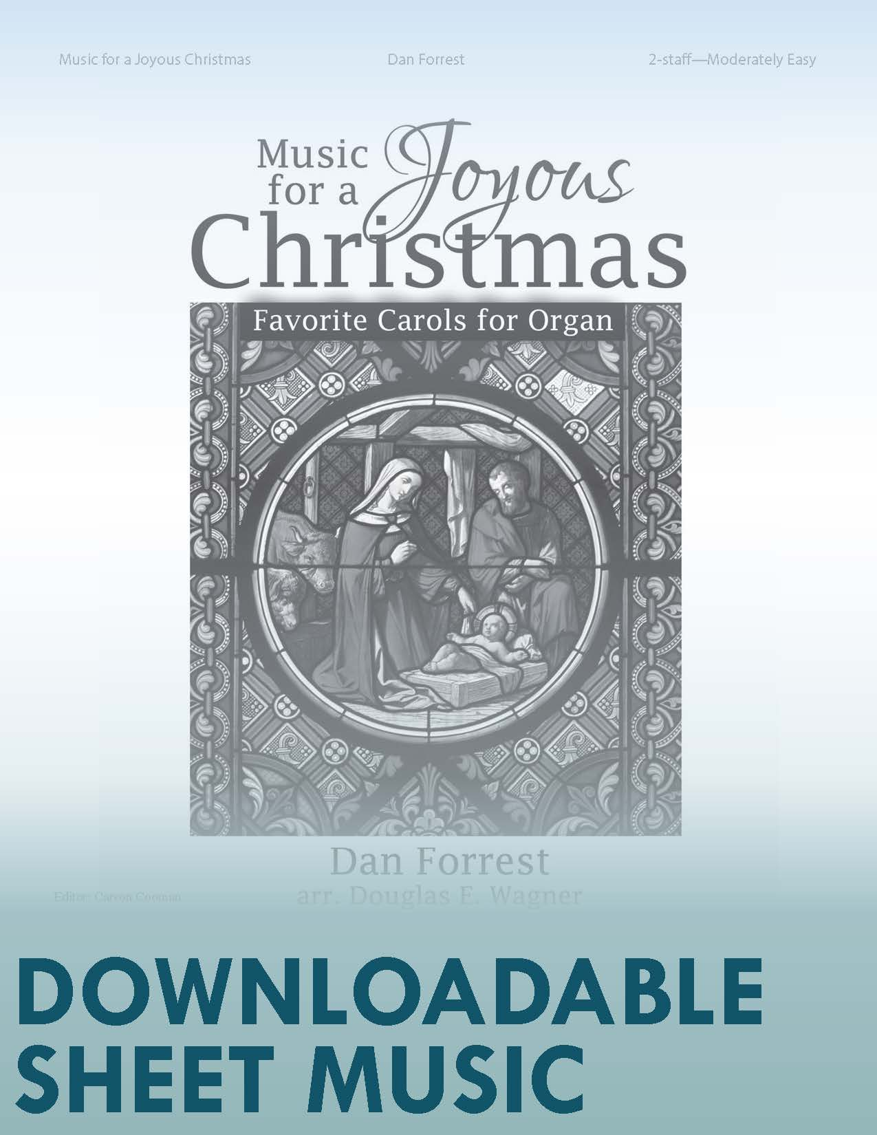 Music for a Joyous Christmas - Digital Download