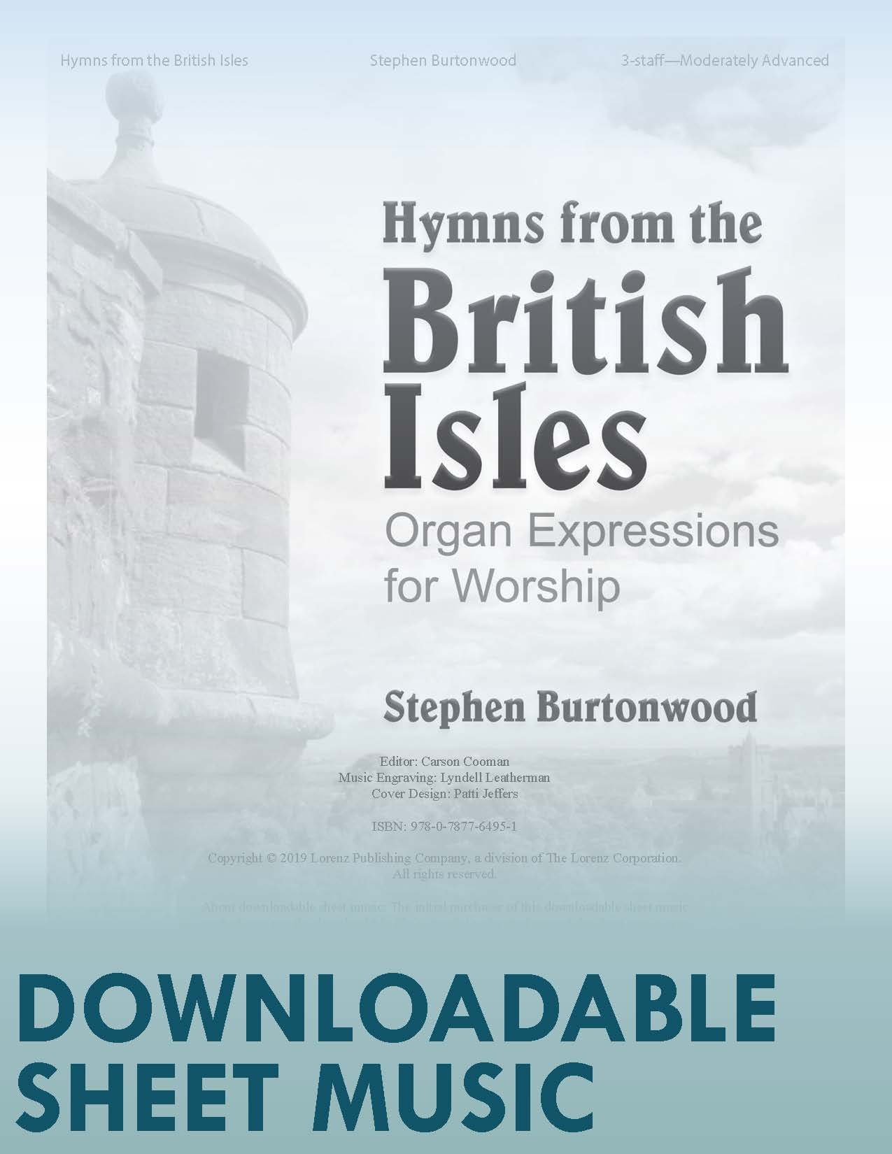 Hymns from the British Isles - Digital Download
