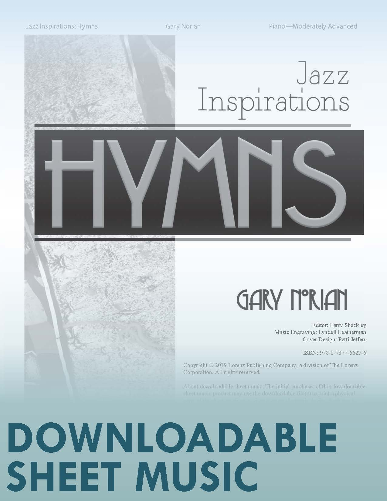 Jazz Inspirations: Hymns - Digital Download