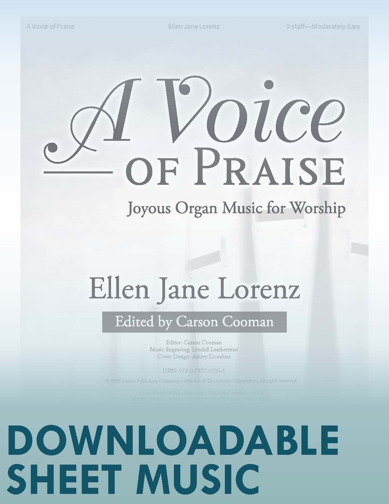 A Voice of Praise - Digital Download