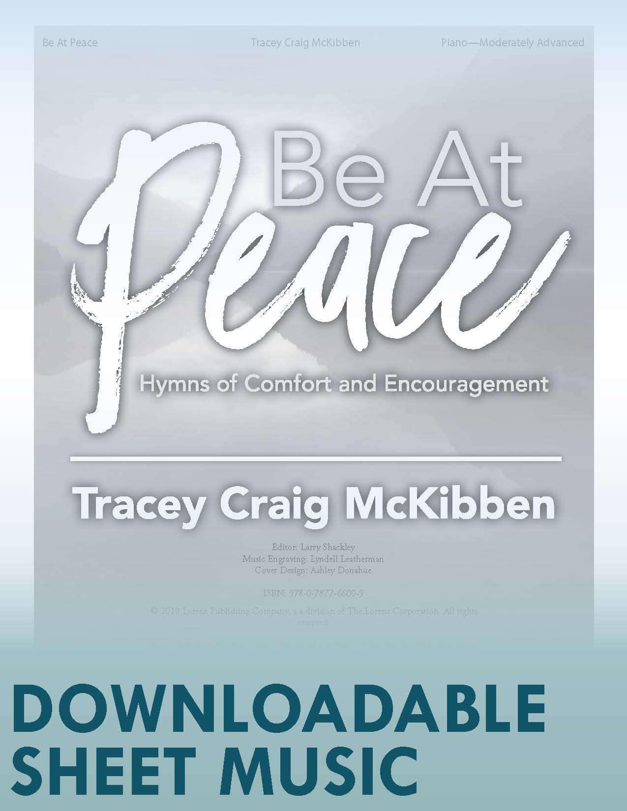 Be at Peace - Digital Download