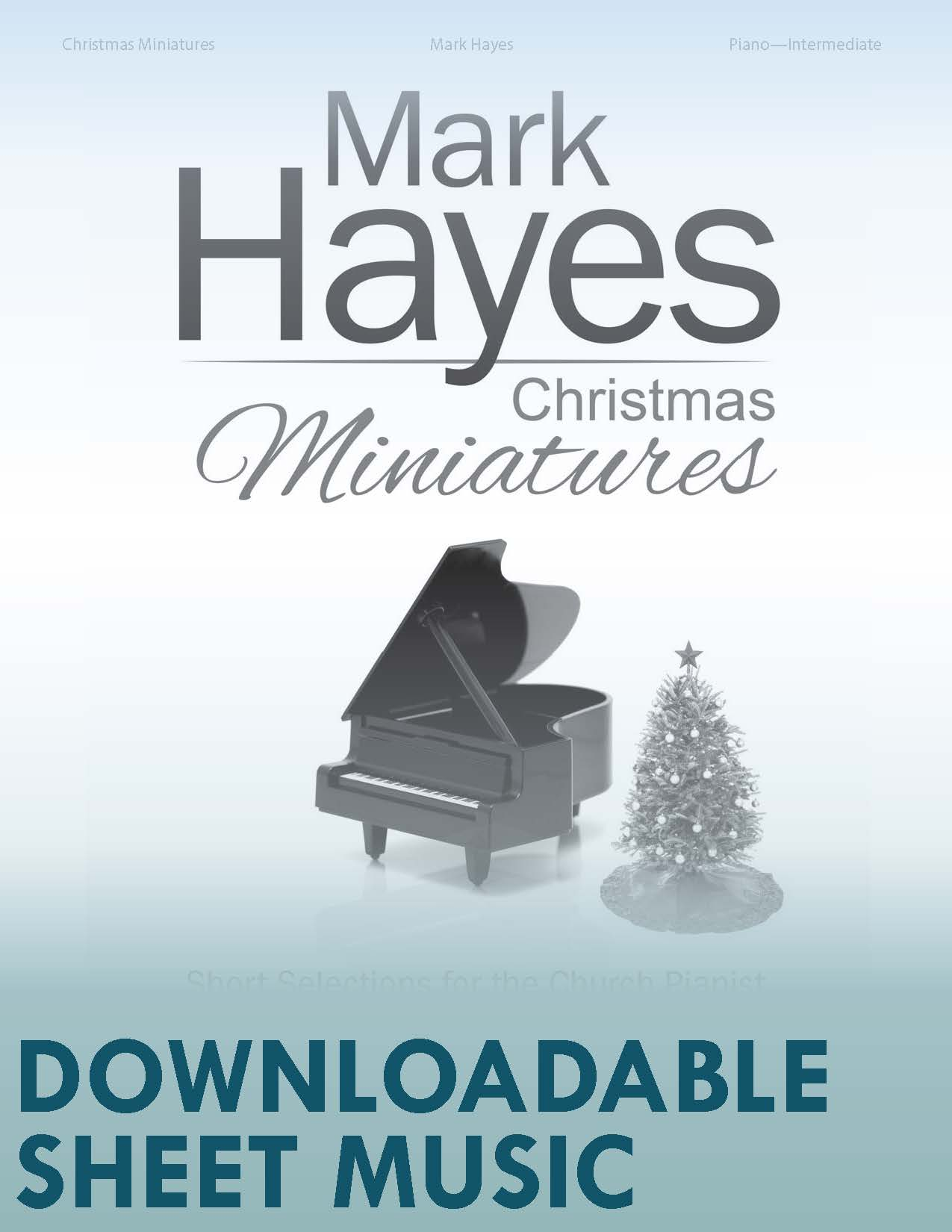 Mark Hayes Christmas Miniatures - Digital Download