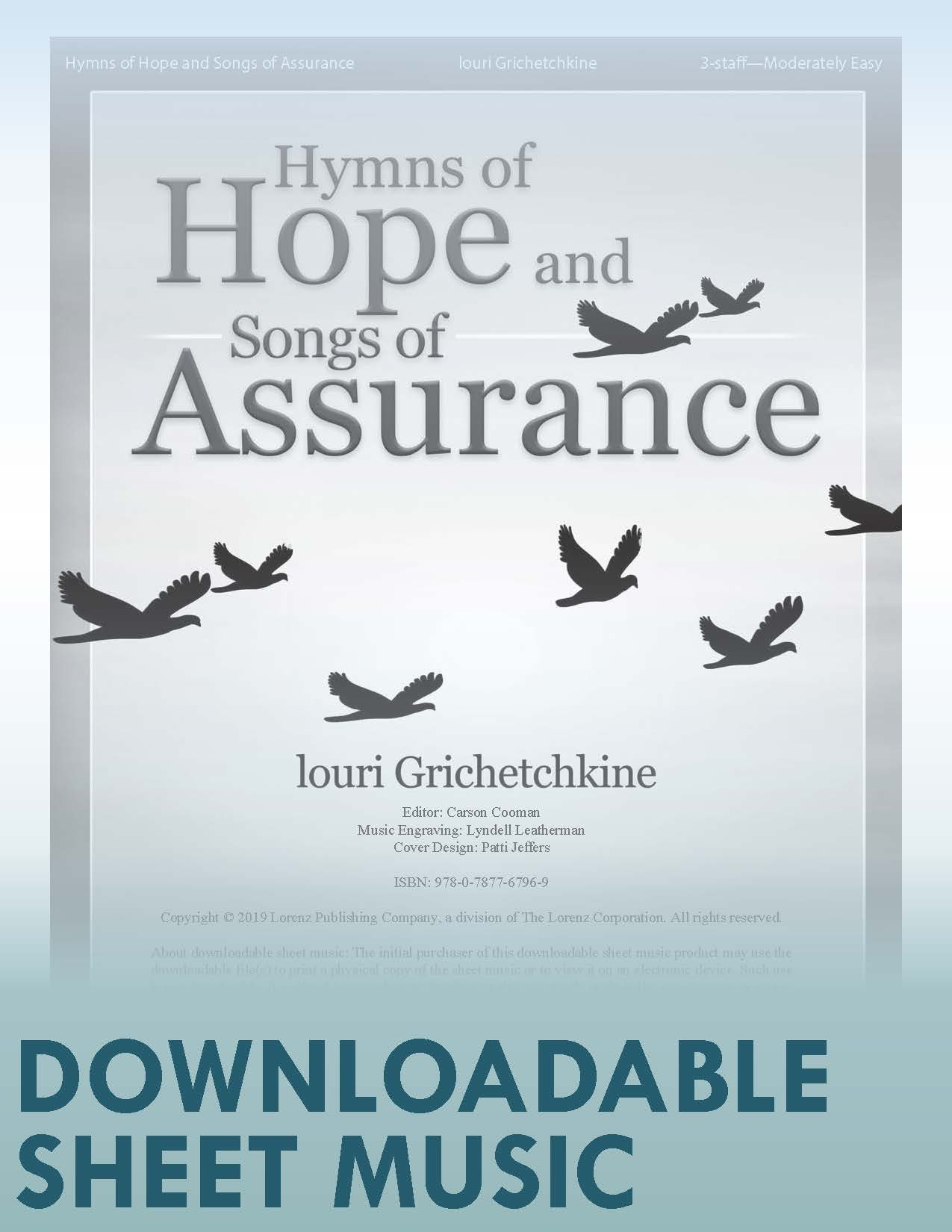 Hymns of Hope and Songs of Assurance - Digital Download