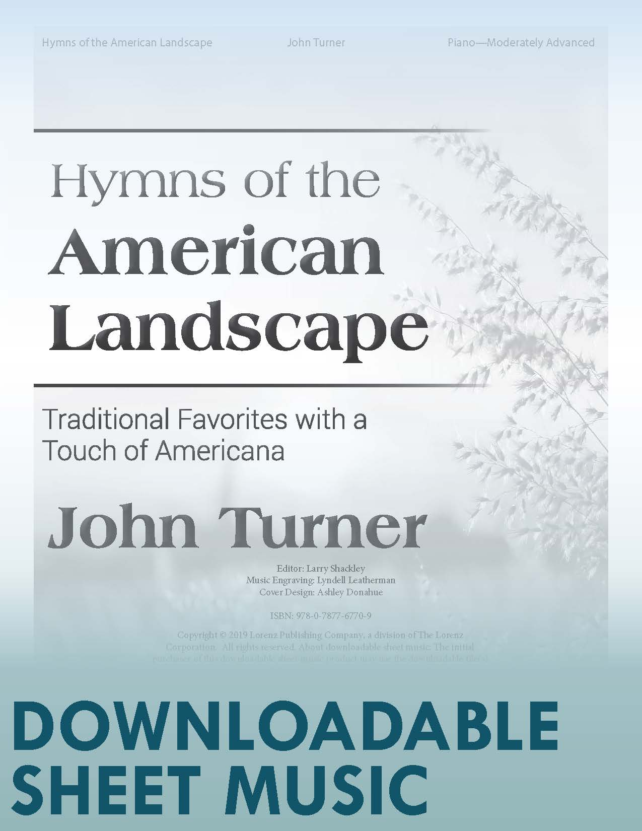 Hymns of the American Landscape - Digital Download