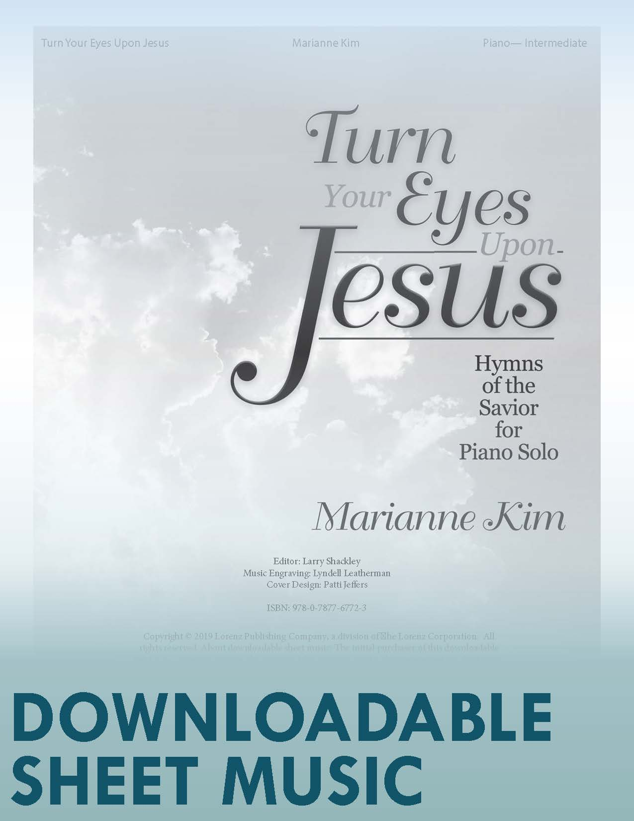 Turn Your Eyes Upon Jesus - Digital Download