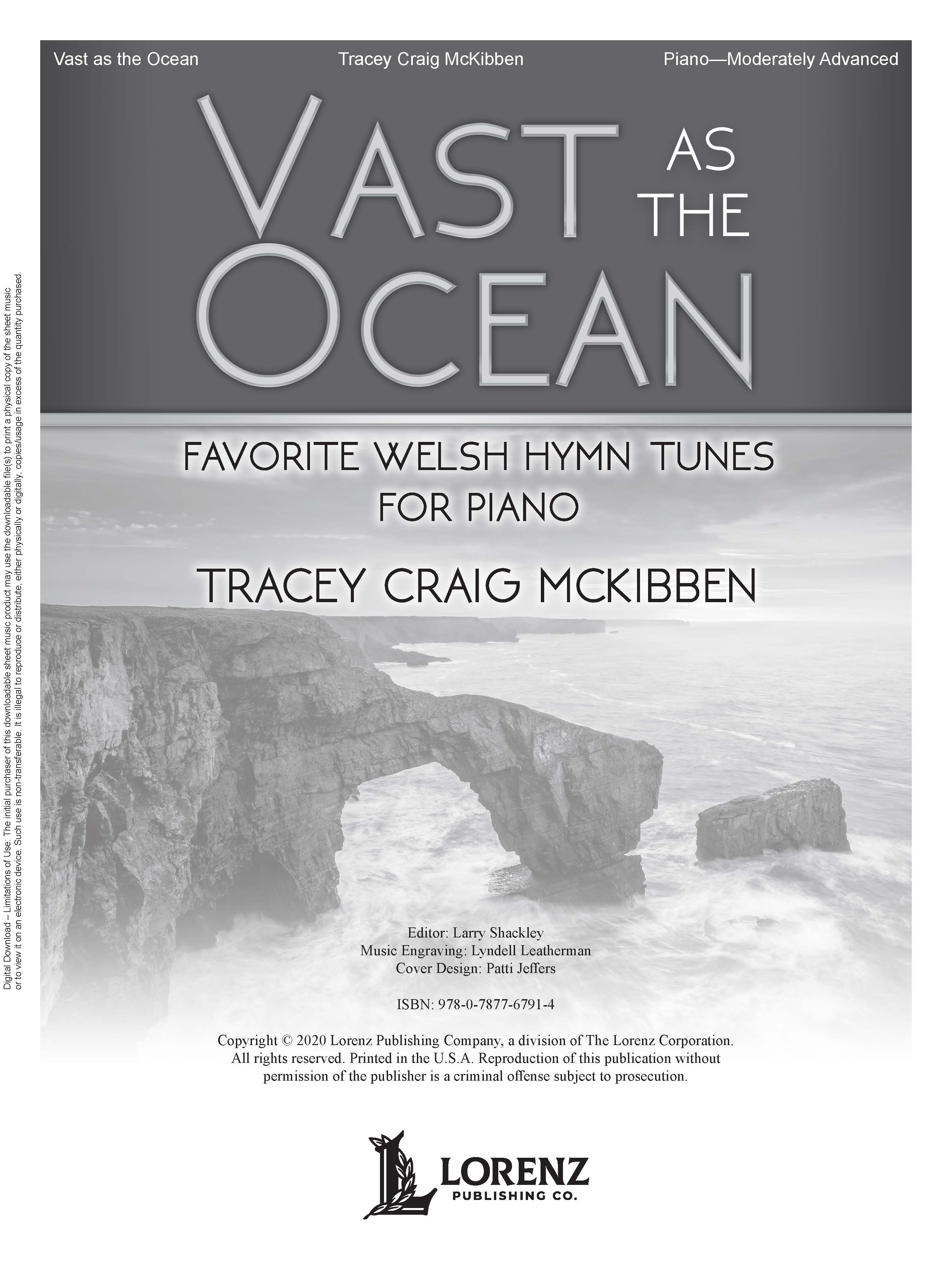 Vast as the Ocean - Digital Download