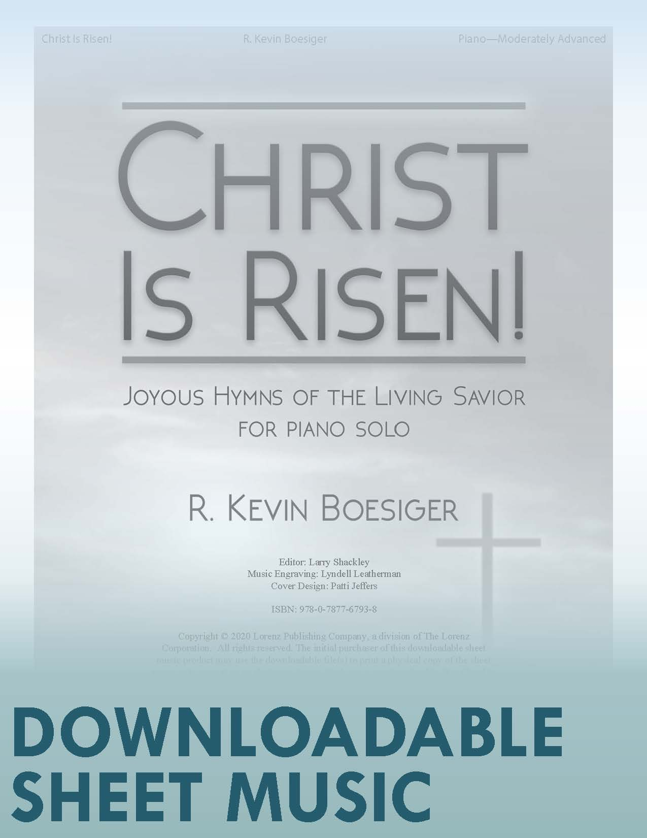 Christ Is Risen! - Digital Download