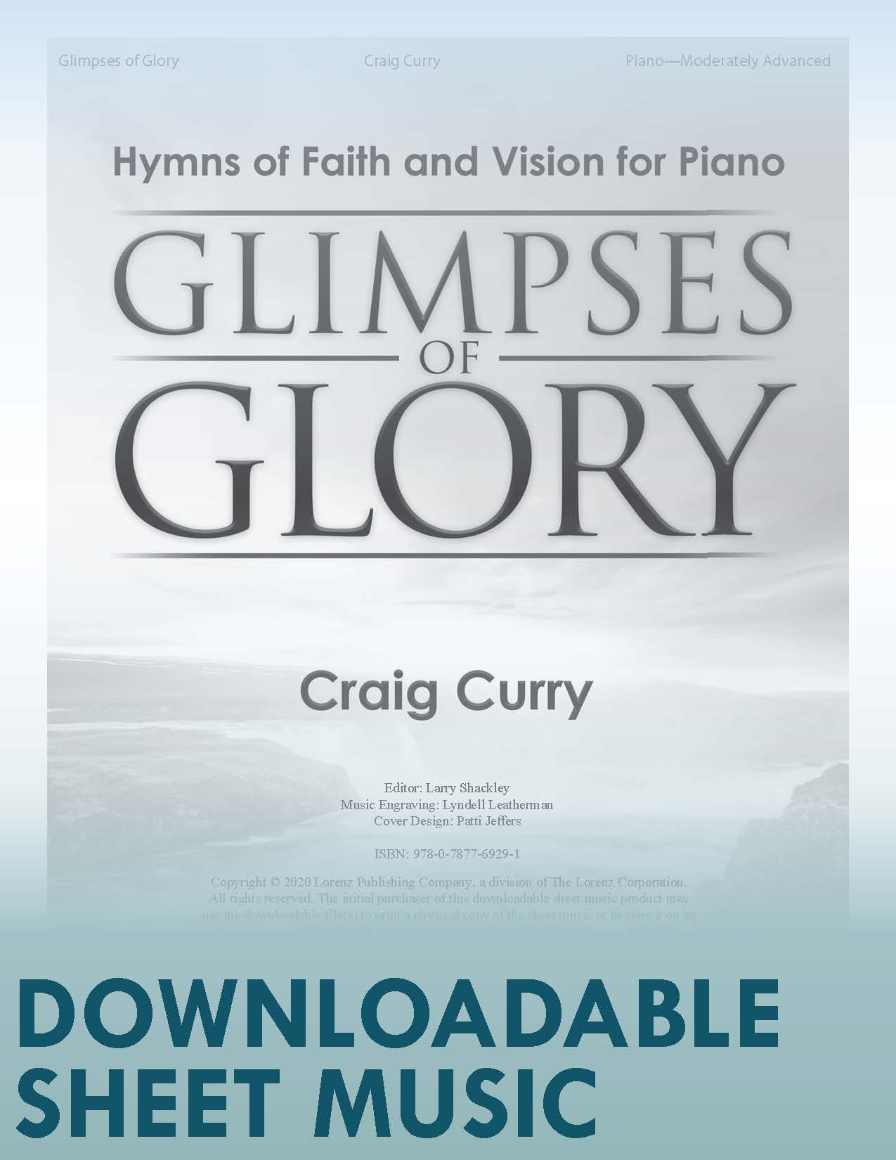 Glimpses of Glory - Digital Download
