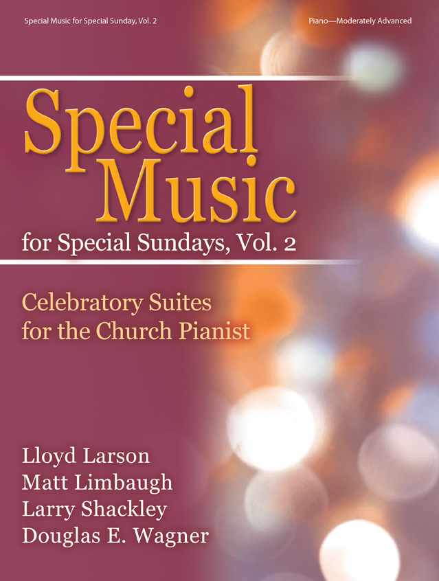 Special Music for Special Sundays, Vol. 2 - Digital Download