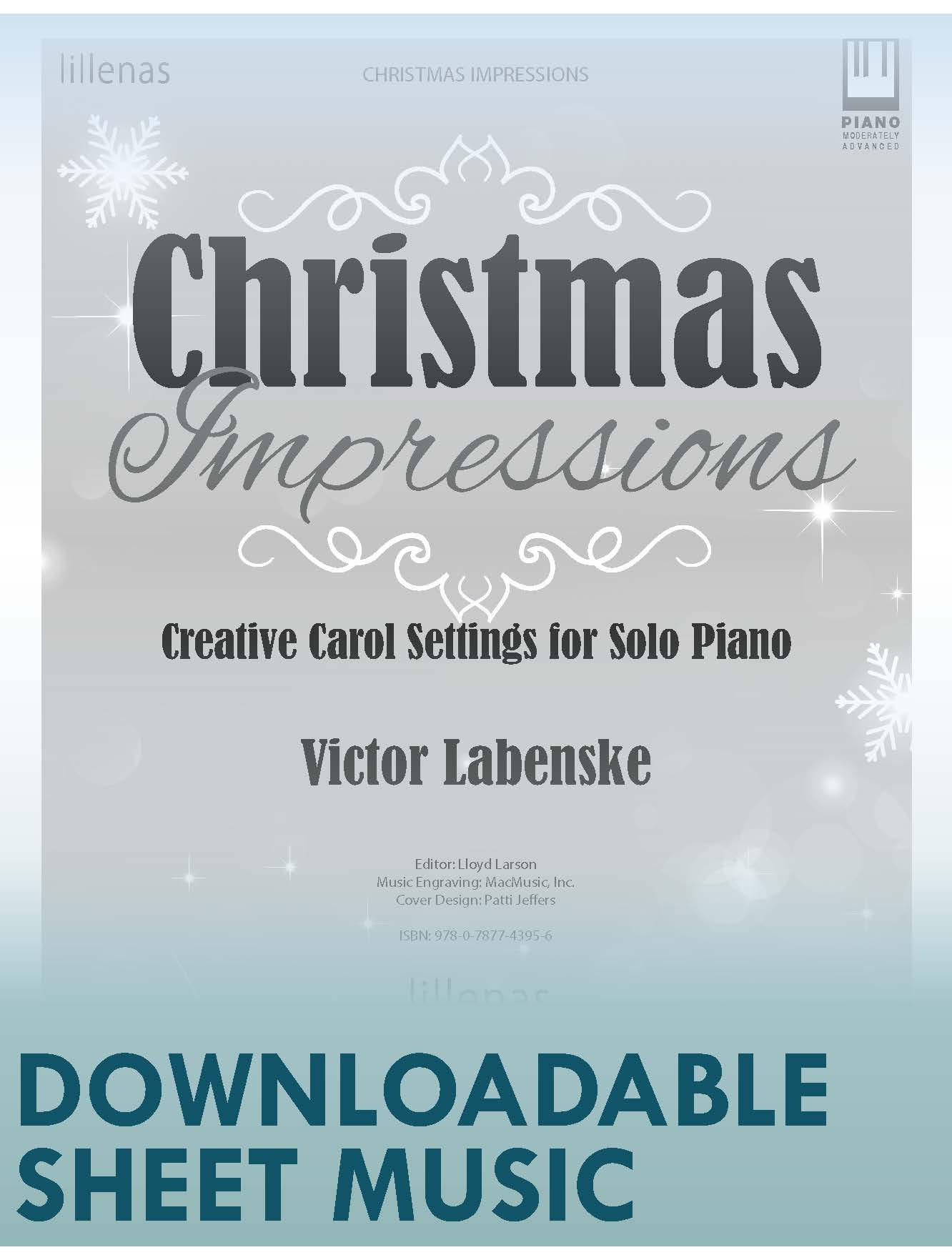 Christmas Impressions - Digital Download
