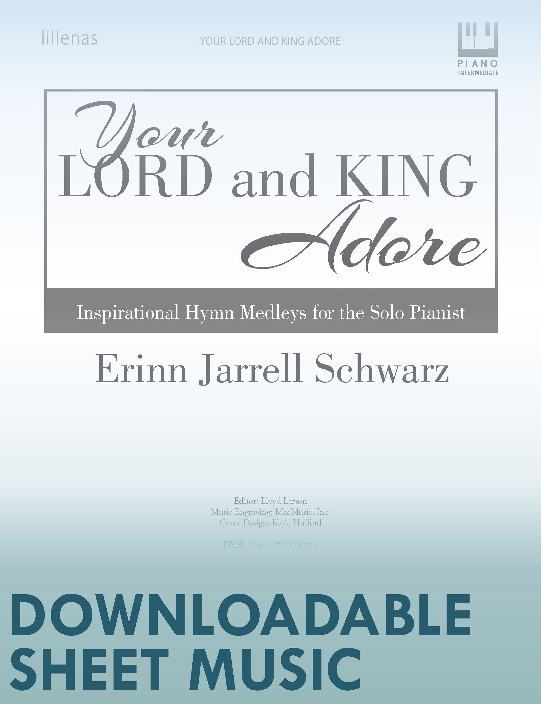 Your Lord and King Adore - Digital download