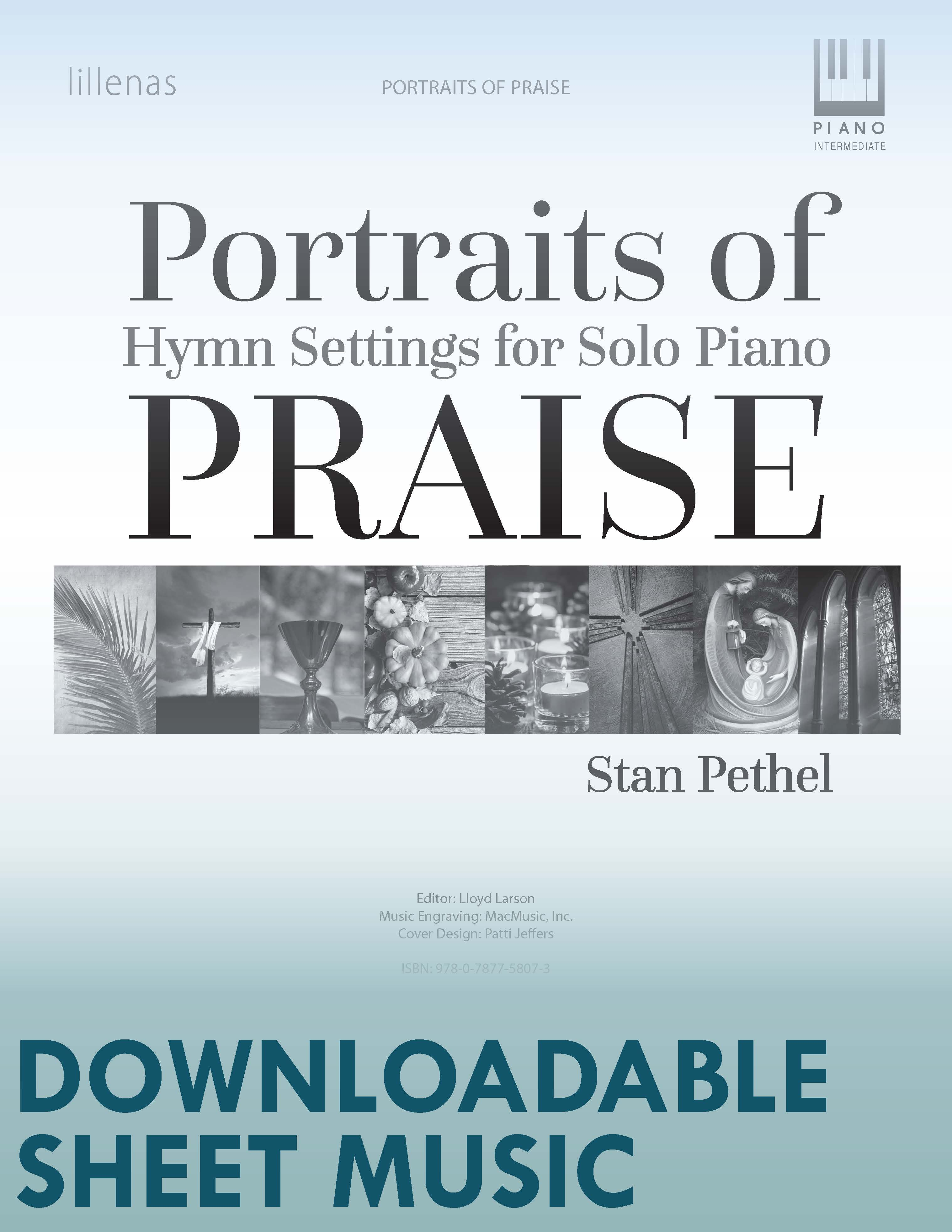 Portraits of Praise (Digital Delivery)